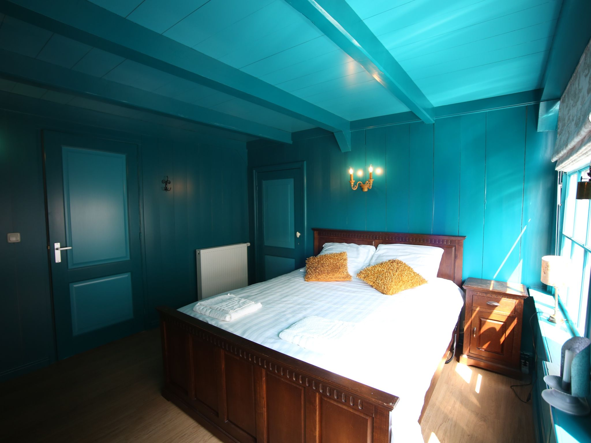 Holland | North Sea Coast North | Holiday home VOC-Huys | all year | BedRoom