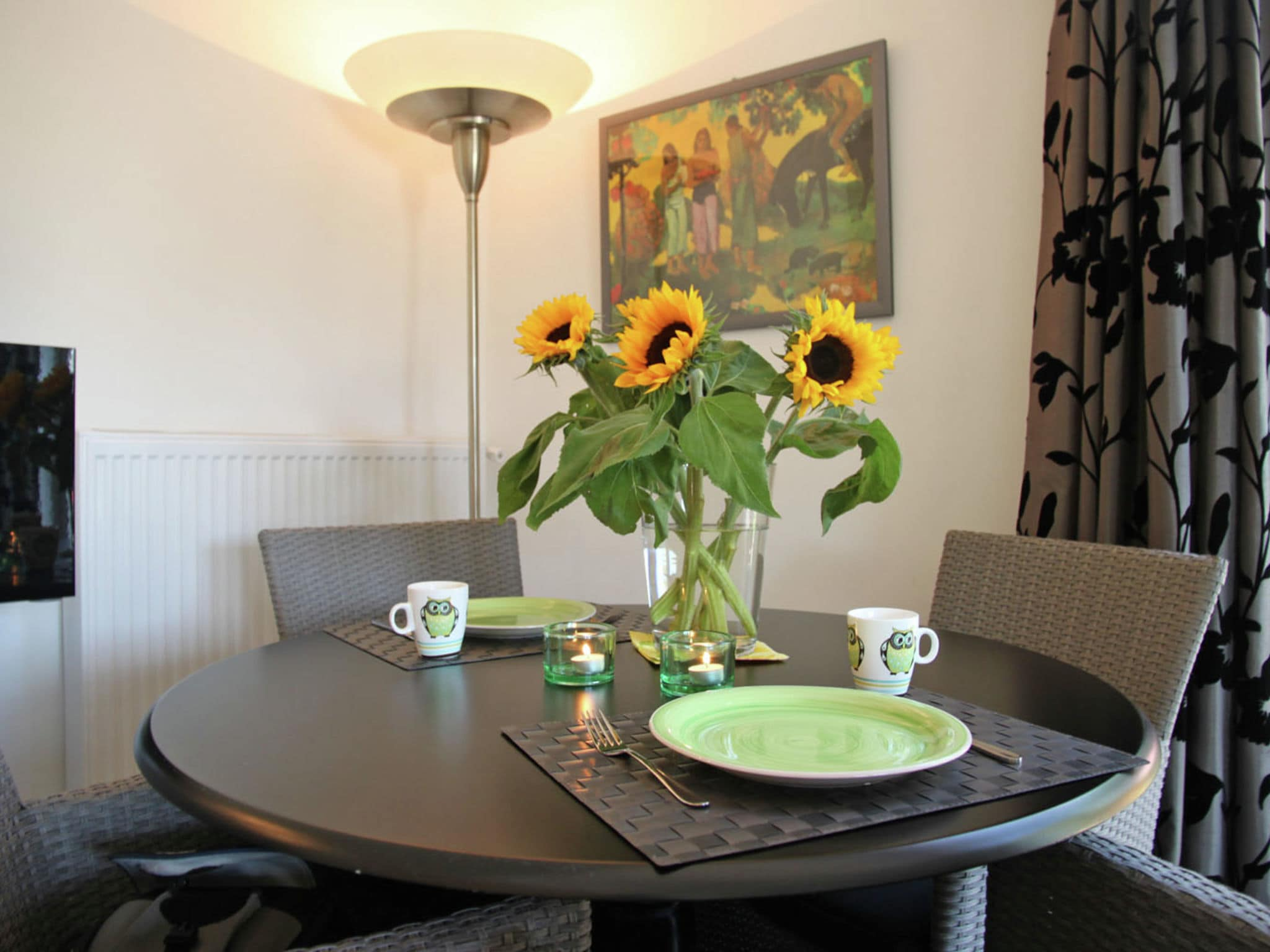 Holland | North Sea Coast North | Holiday home Samen | all year | DiningRoom