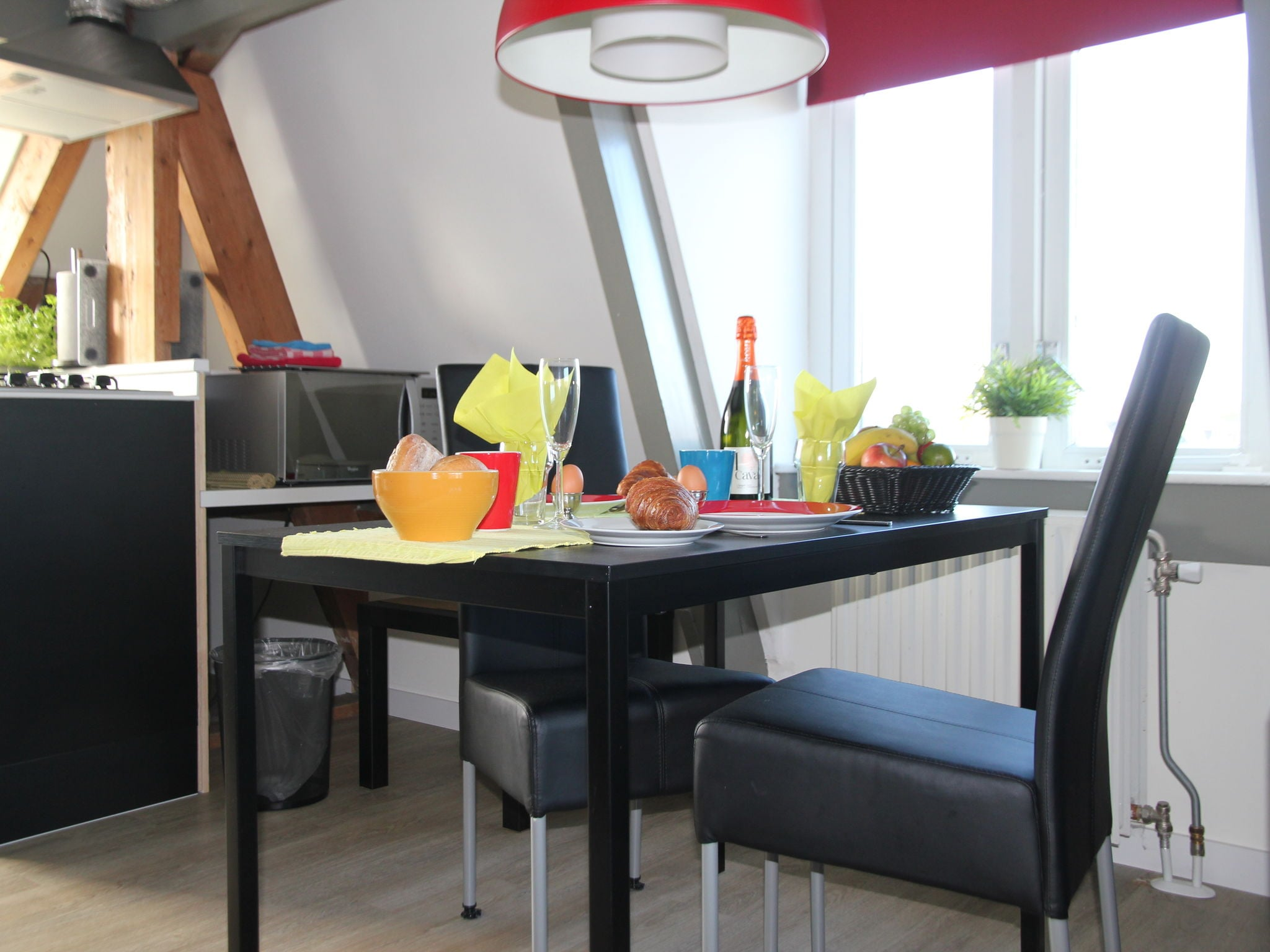 Holland | North Sea Coast North | Holiday home Cosy Egmond - Studio 4 pers | all year | DiningRoom