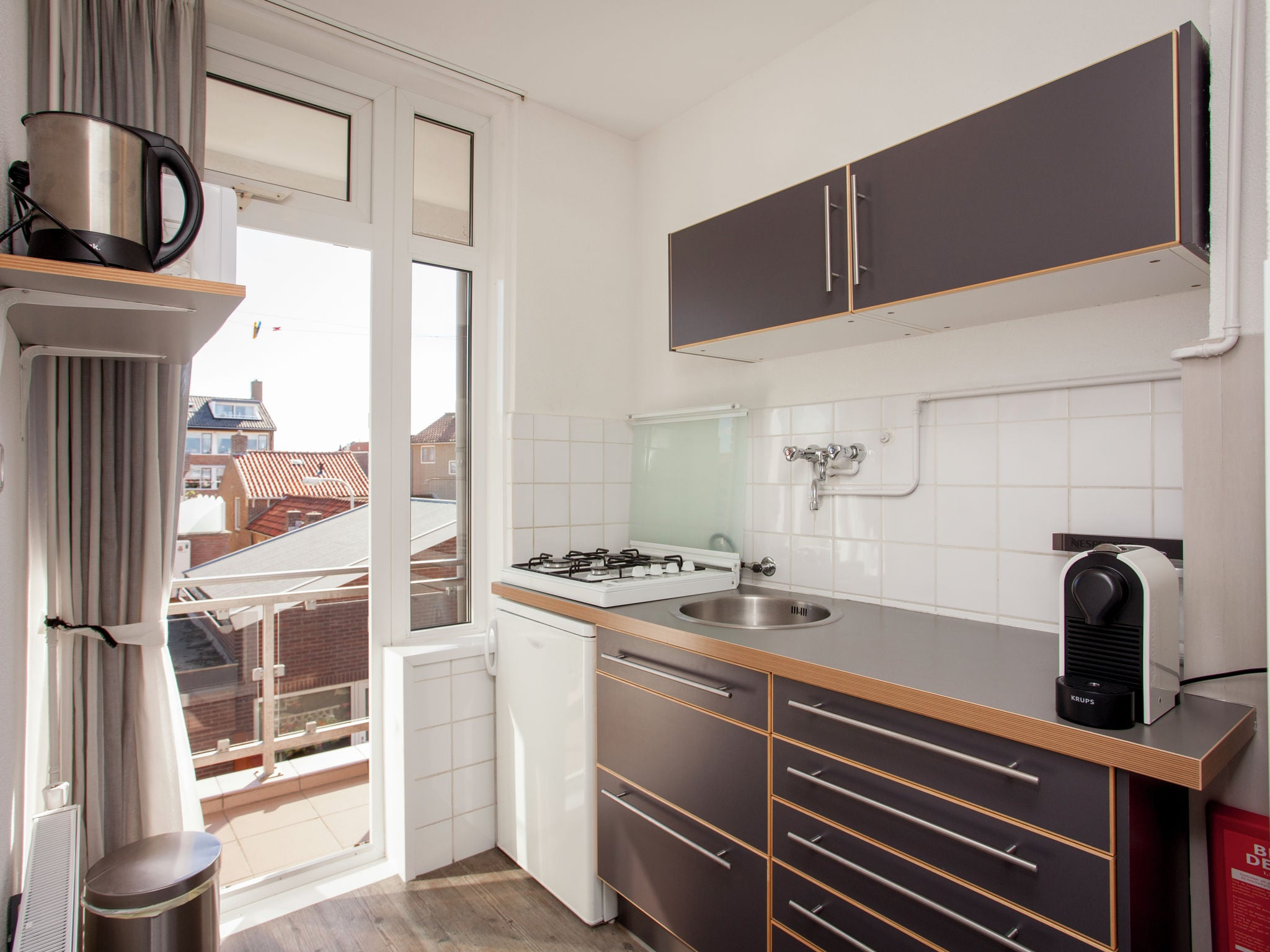 Holland | North Sea Coast South | Holiday home Zeezo | all year | Kitchen