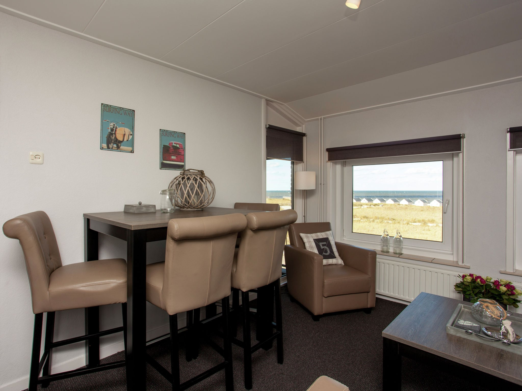 Holland | North Sea Coast South | Holiday home Ziezee | all year | DiningRoom