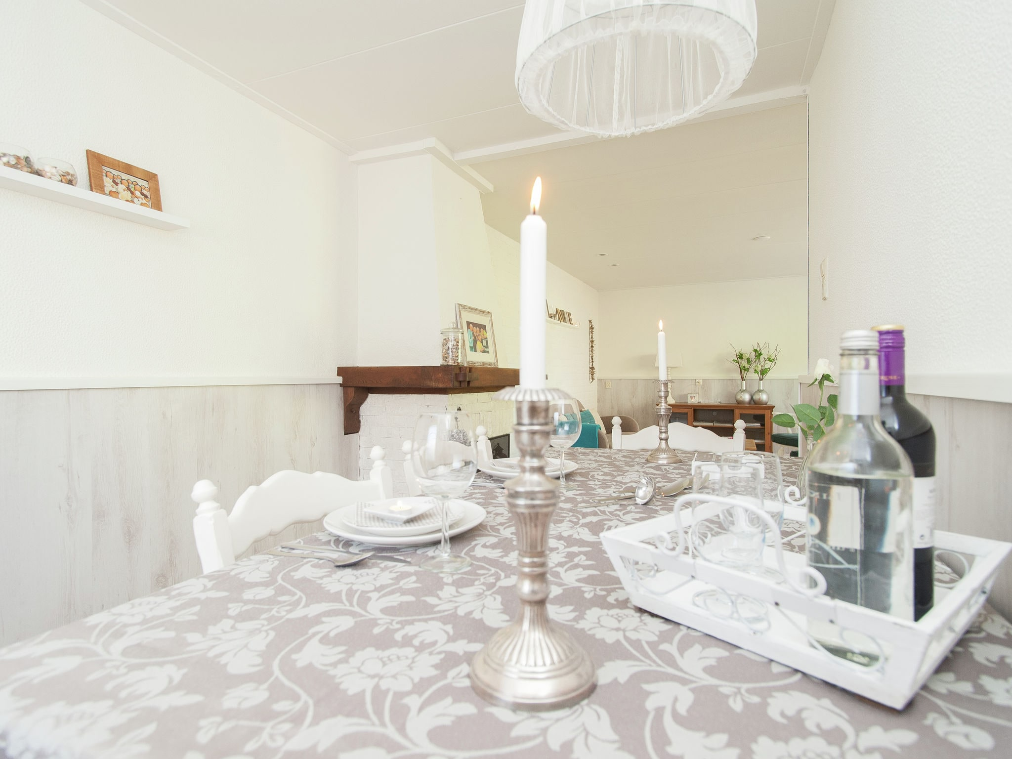 Holland | North Sea Coast North | Holiday home Dune | all year | DiningRoom