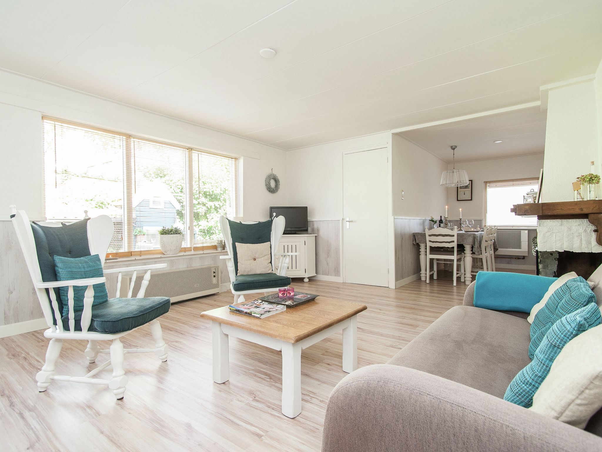 Holland | North Sea Coast North | Holiday home Dune | all year | LivingRoom