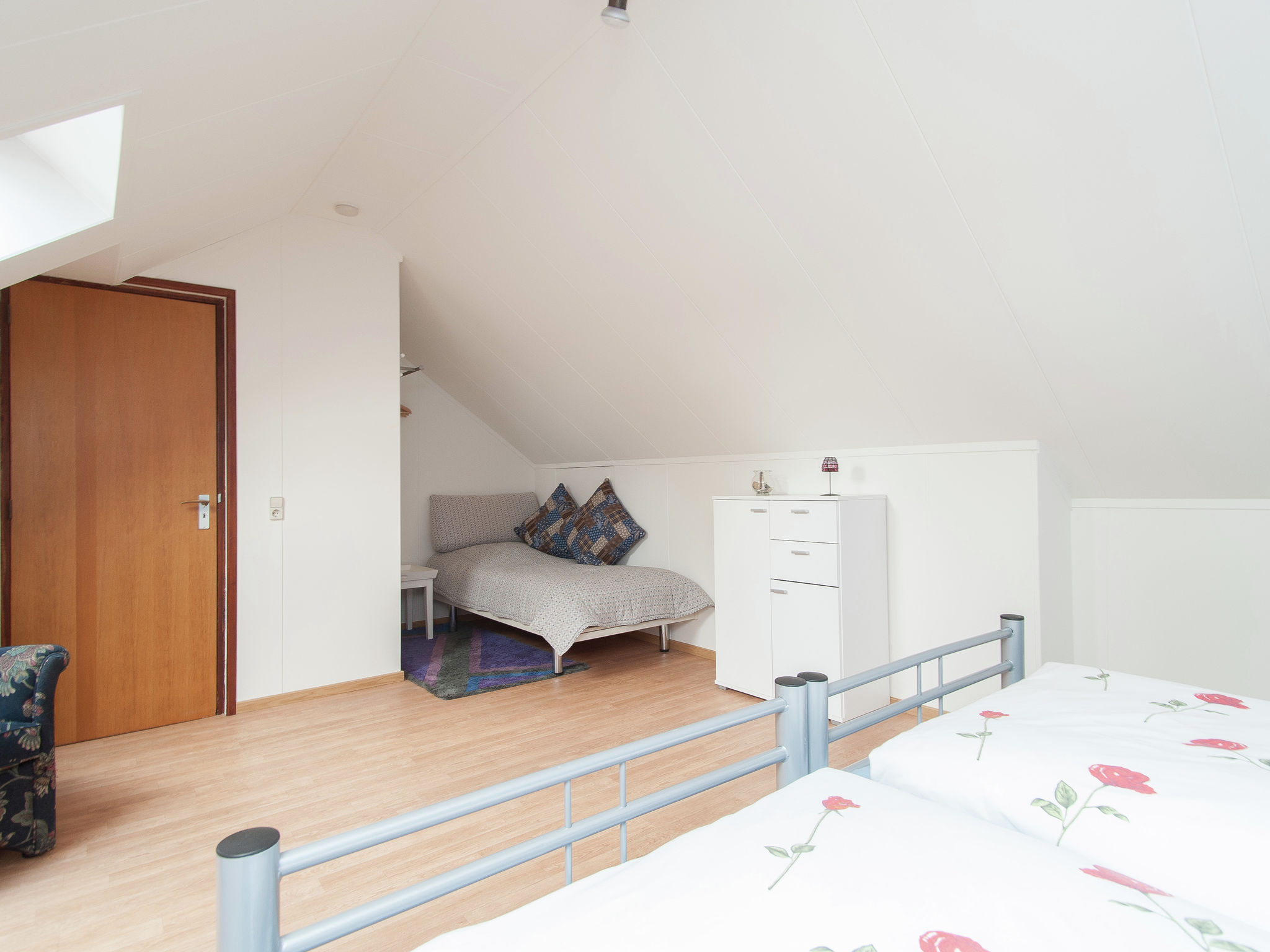 Holland | North Sea Coast North | Holiday home Zeeduin | all year | BedRoom