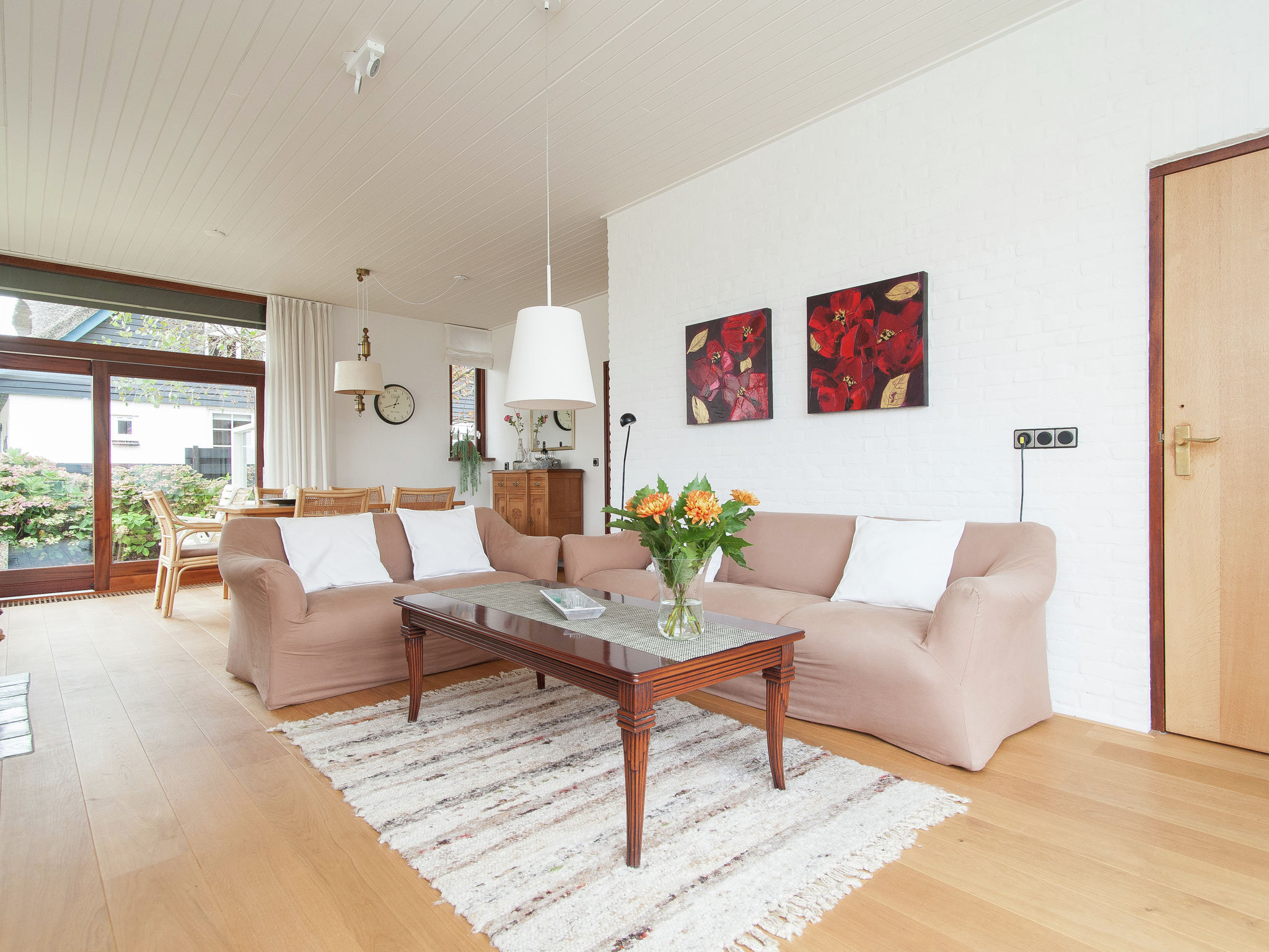 Holland | North Sea Coast North | Holiday home Zeeduin | all year | LivingRoom