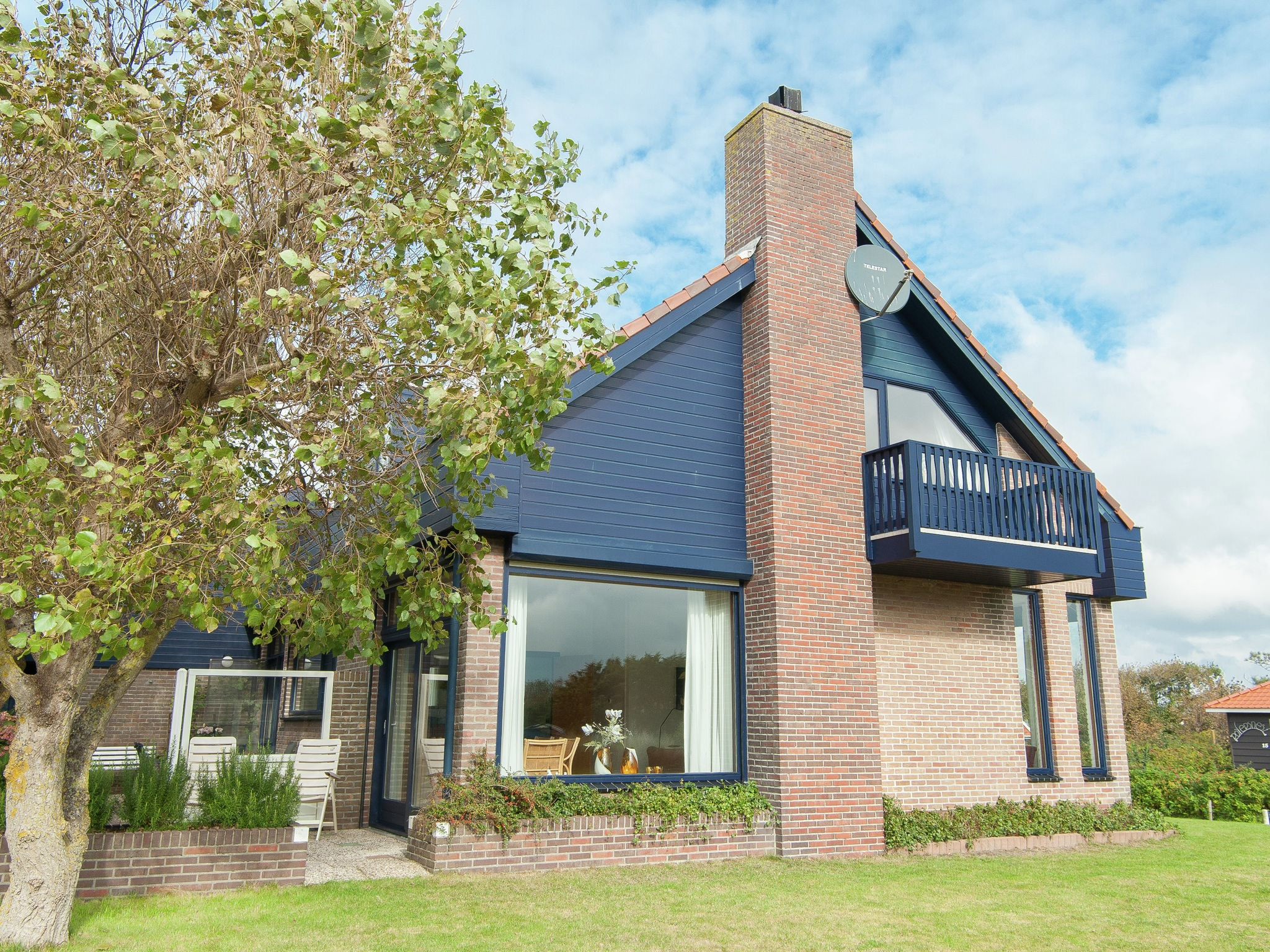 Holland | North Sea Coast North | Holiday home Zeeduin | all year | ExteriorSummer