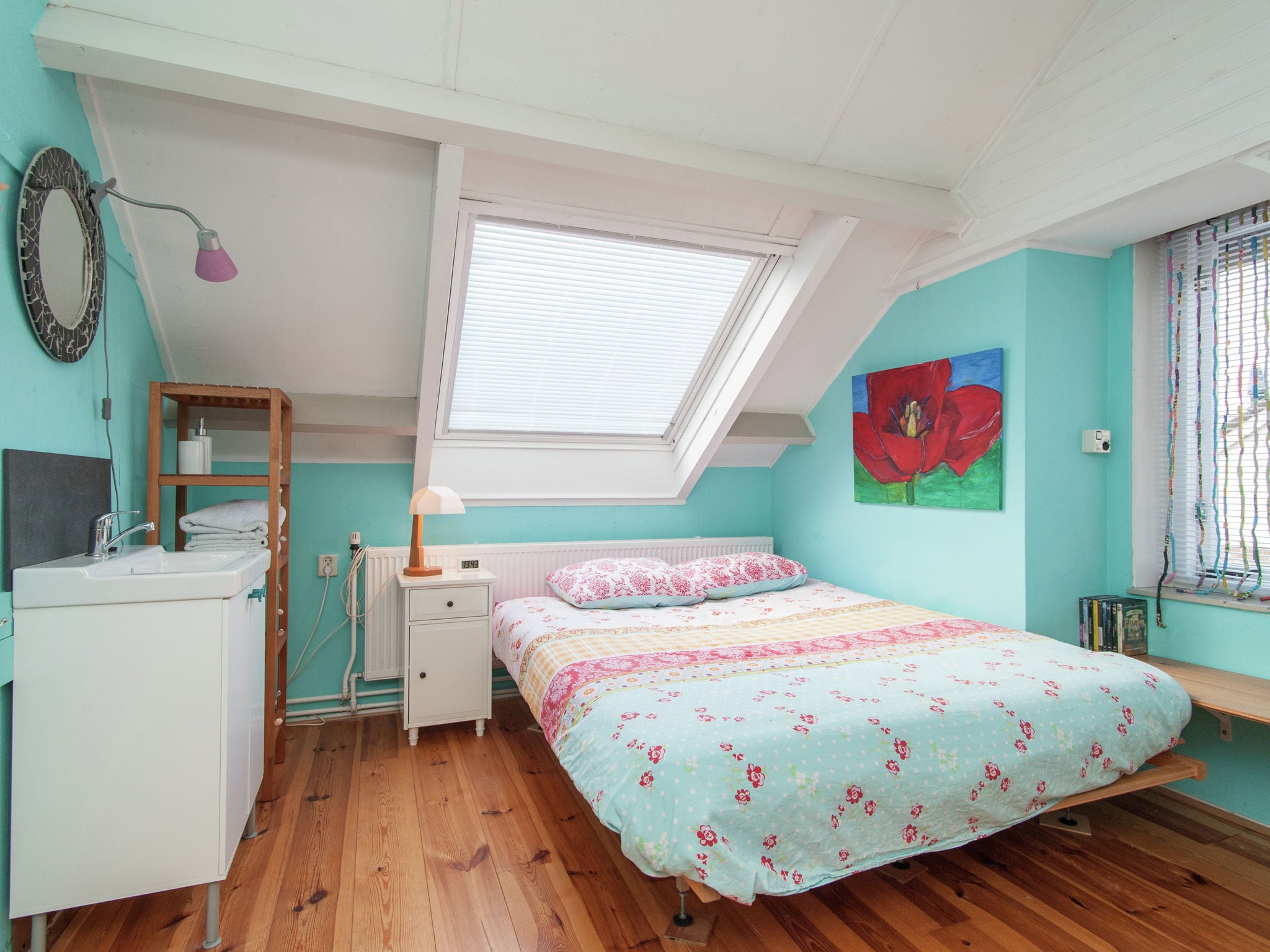 Holland | North Sea Coast North | Holiday home Zeester | Holidays | BedRoom