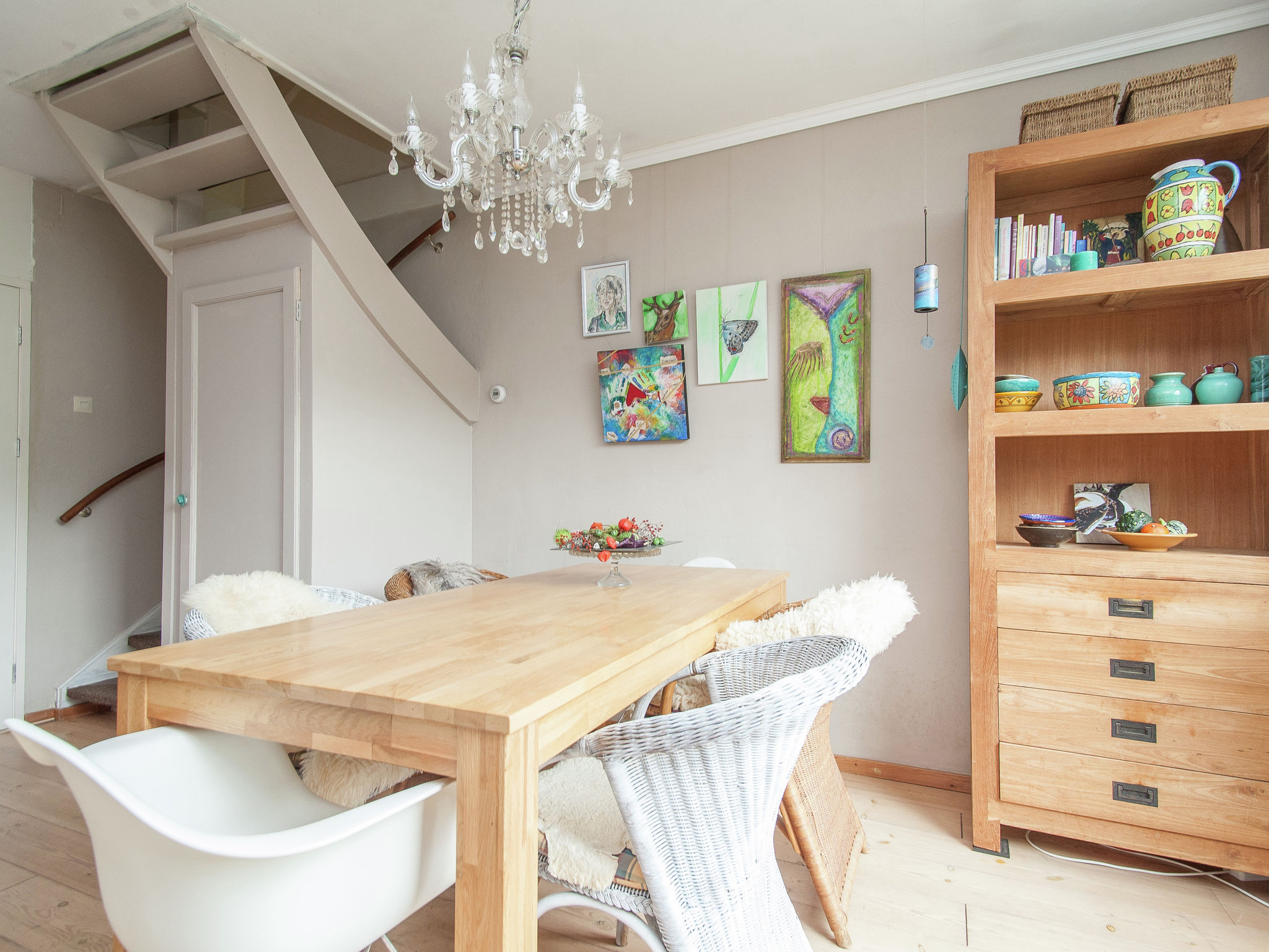 Holland | North Sea Coast North | Holiday home Zeester | Holidays | DiningRoom