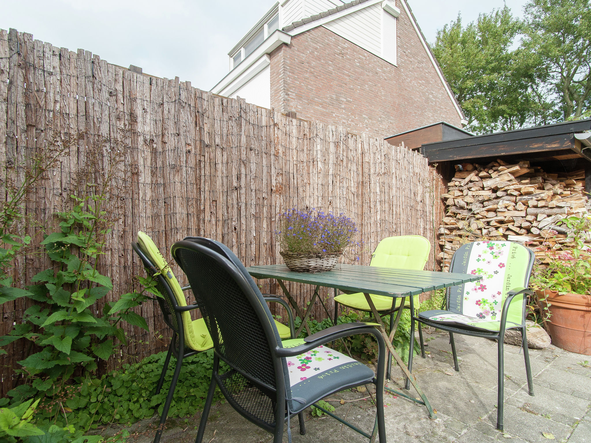 Holland | North Sea Coast North | Holiday home Zeester | Holidays | TerraceBalcony