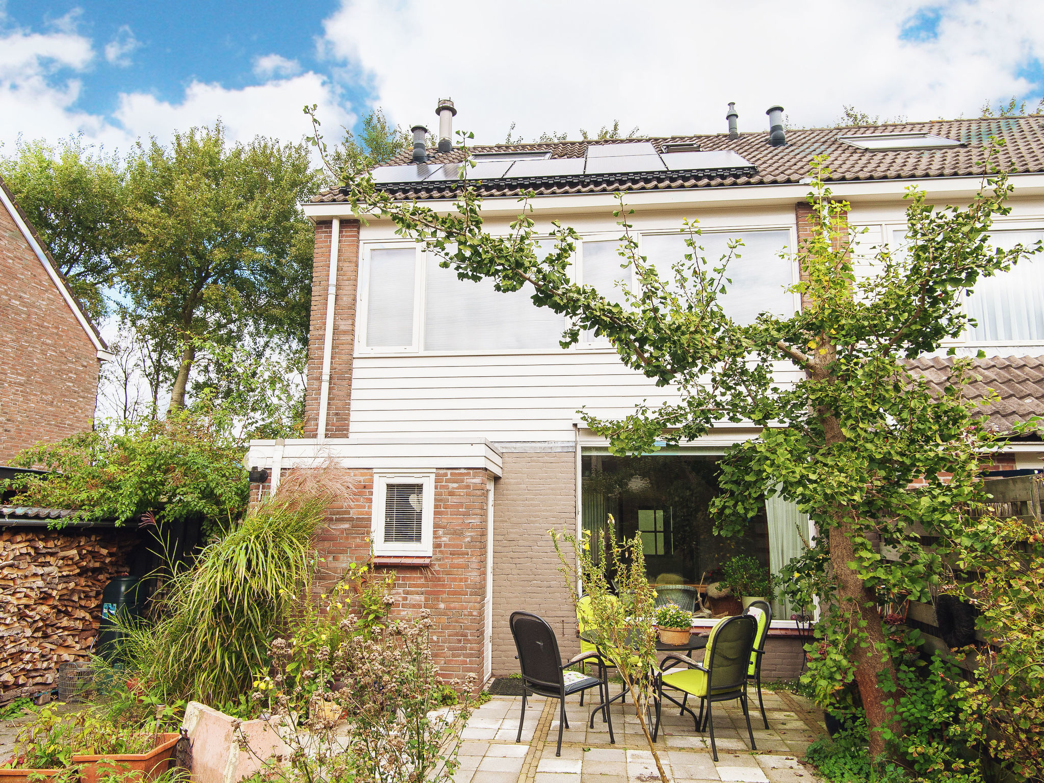 Holland | North Sea Coast North | Holiday home Zeester | Holidays | ExteriorSummer