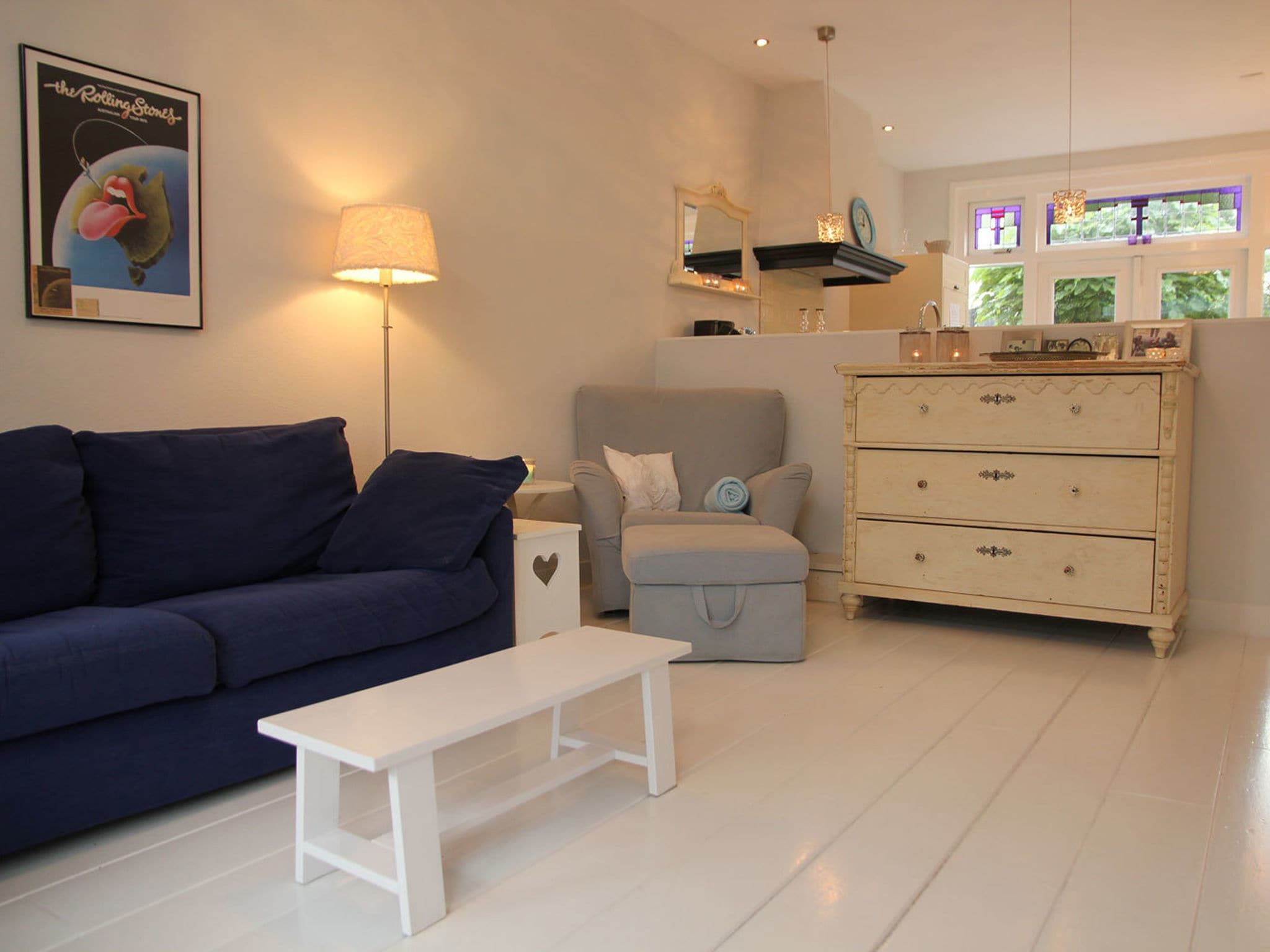 Holland | North Sea Coast North | Holiday home Dukdalf | all year | LivingRoom