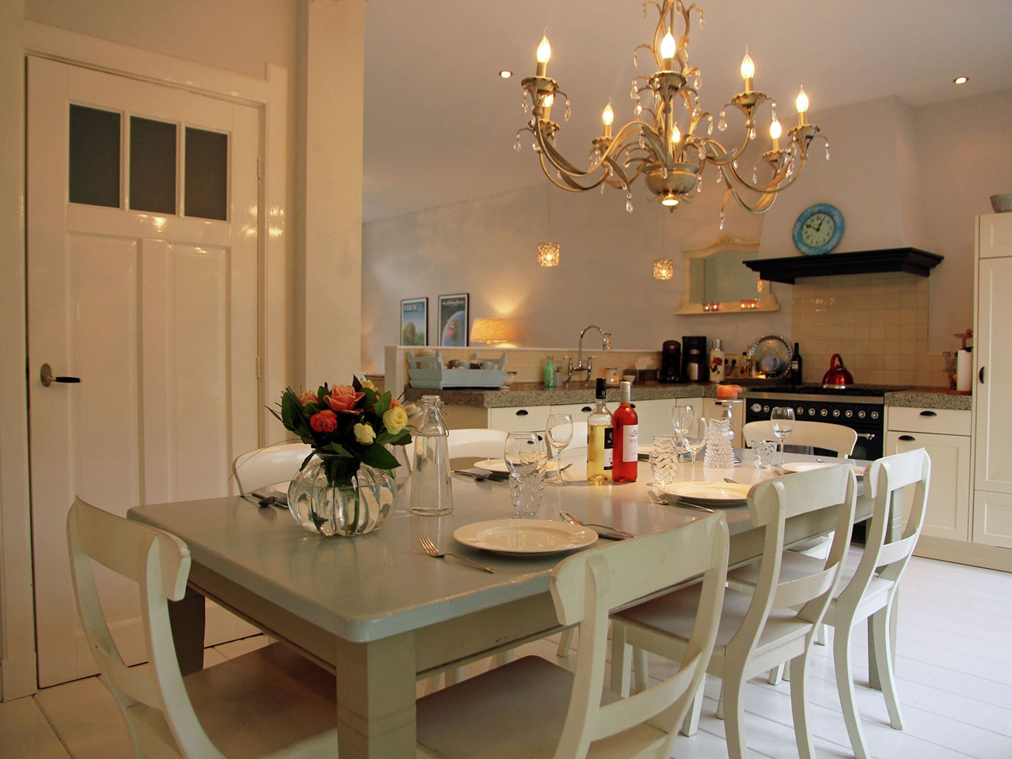 Holland | North Sea Coast North | Holiday home Dukdalf | all year | DiningRoom