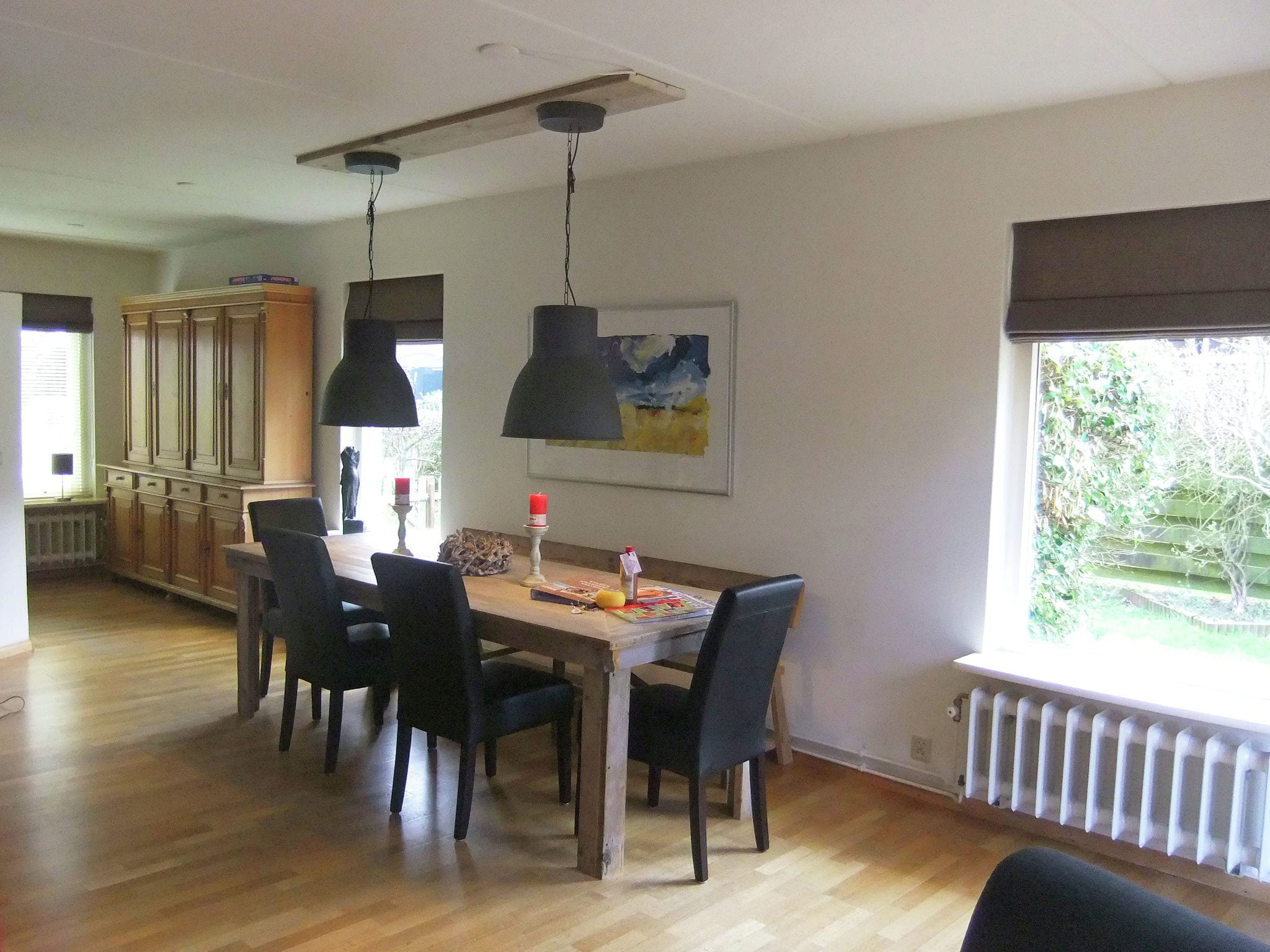 Holland | Wad Islands | Holiday home Waddenbries | all year | LivingRoom