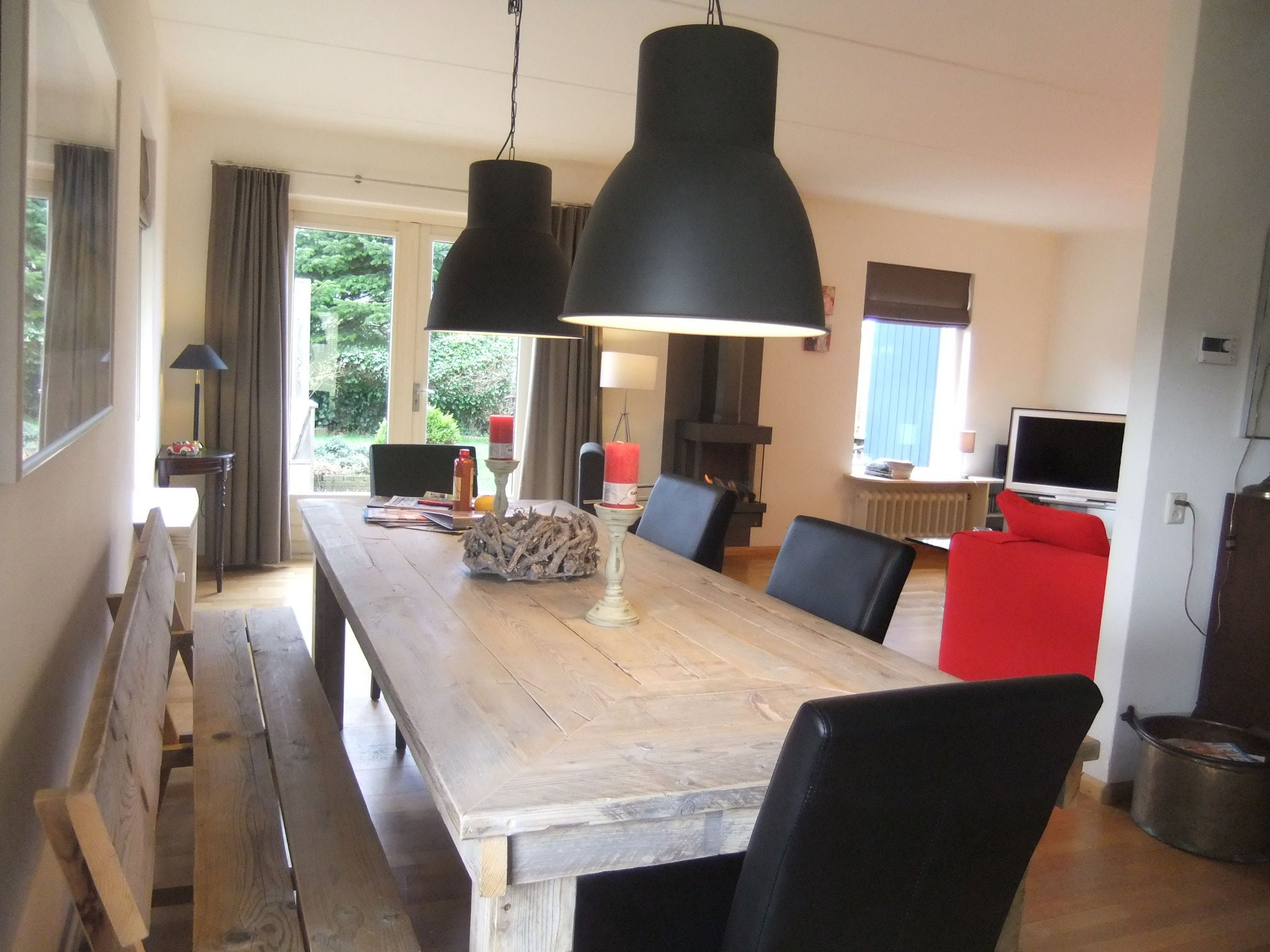 Holland | Wad Islands | Holiday home Waddenbries | all year | DiningRoom
