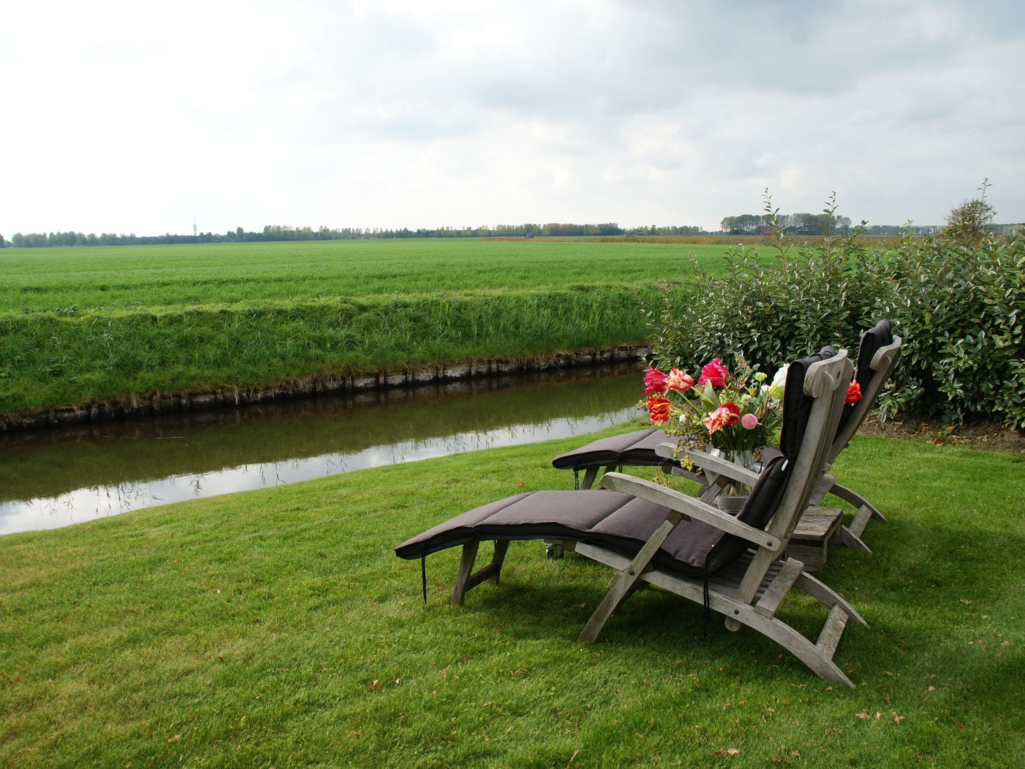 Holland | Zeeland | Holiday home Oosterschelde with a view | all year | ViewSummer