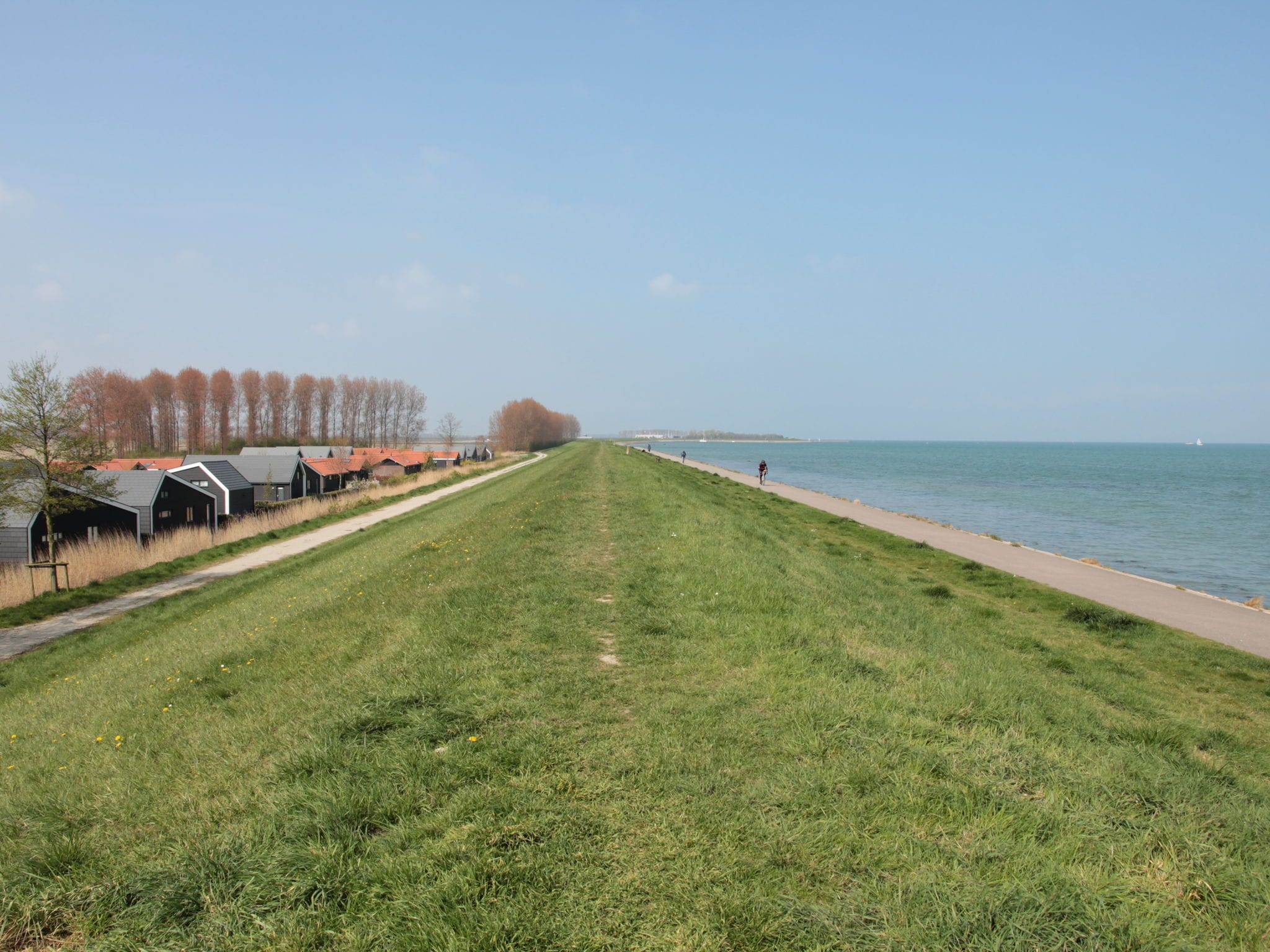 Holland | Zeeland | Holiday home Oosterschelde with a view | all year | AreaWinter1KM