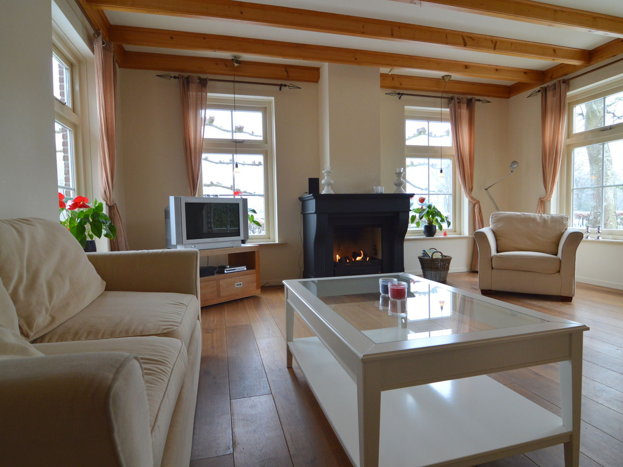 Holland | Friesland | Holiday home Heide State | all year | LivingRoom