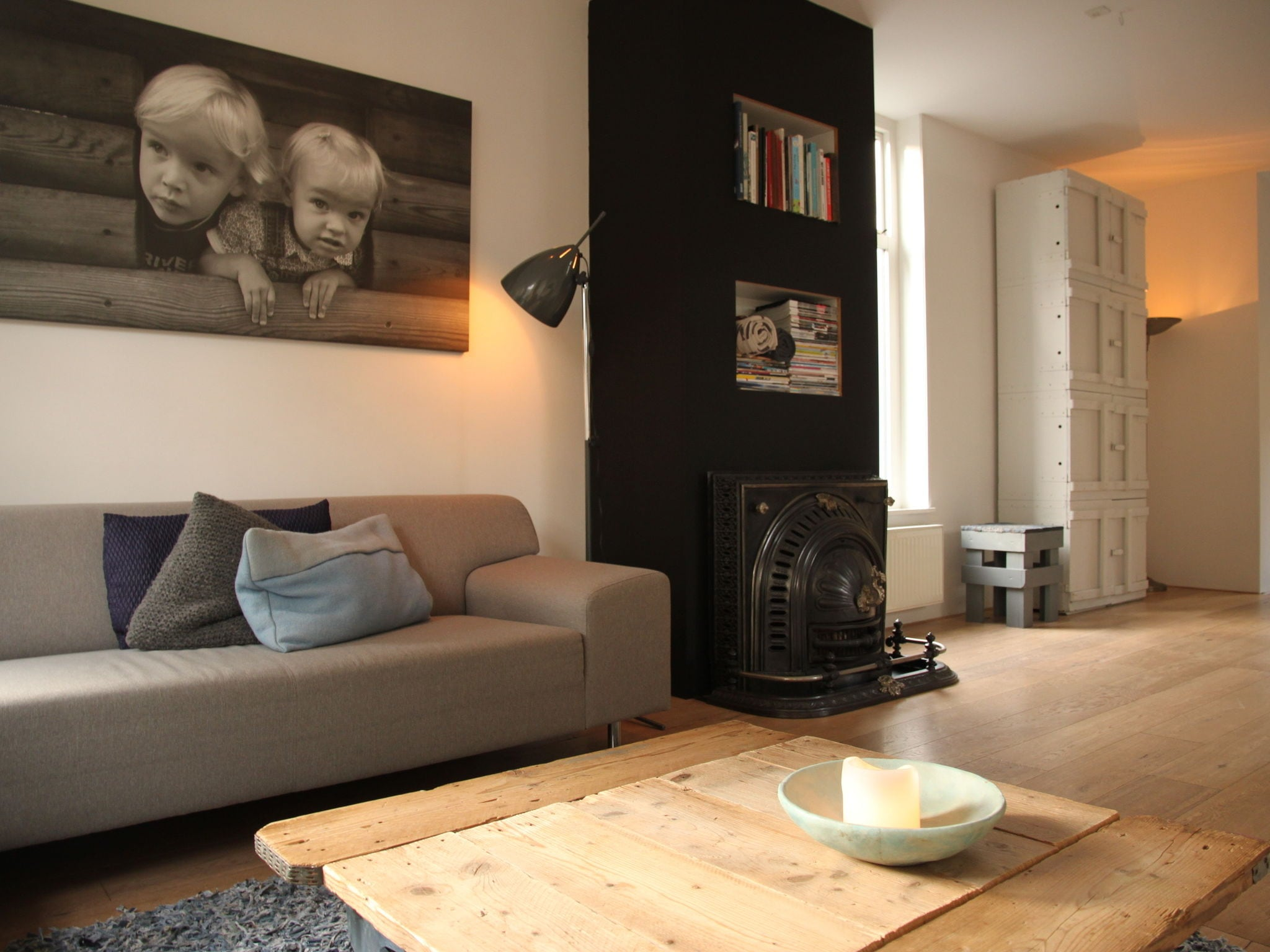 Holland | North Sea Coast North | Holiday home Bergen Centraal | all year | LivingRoom