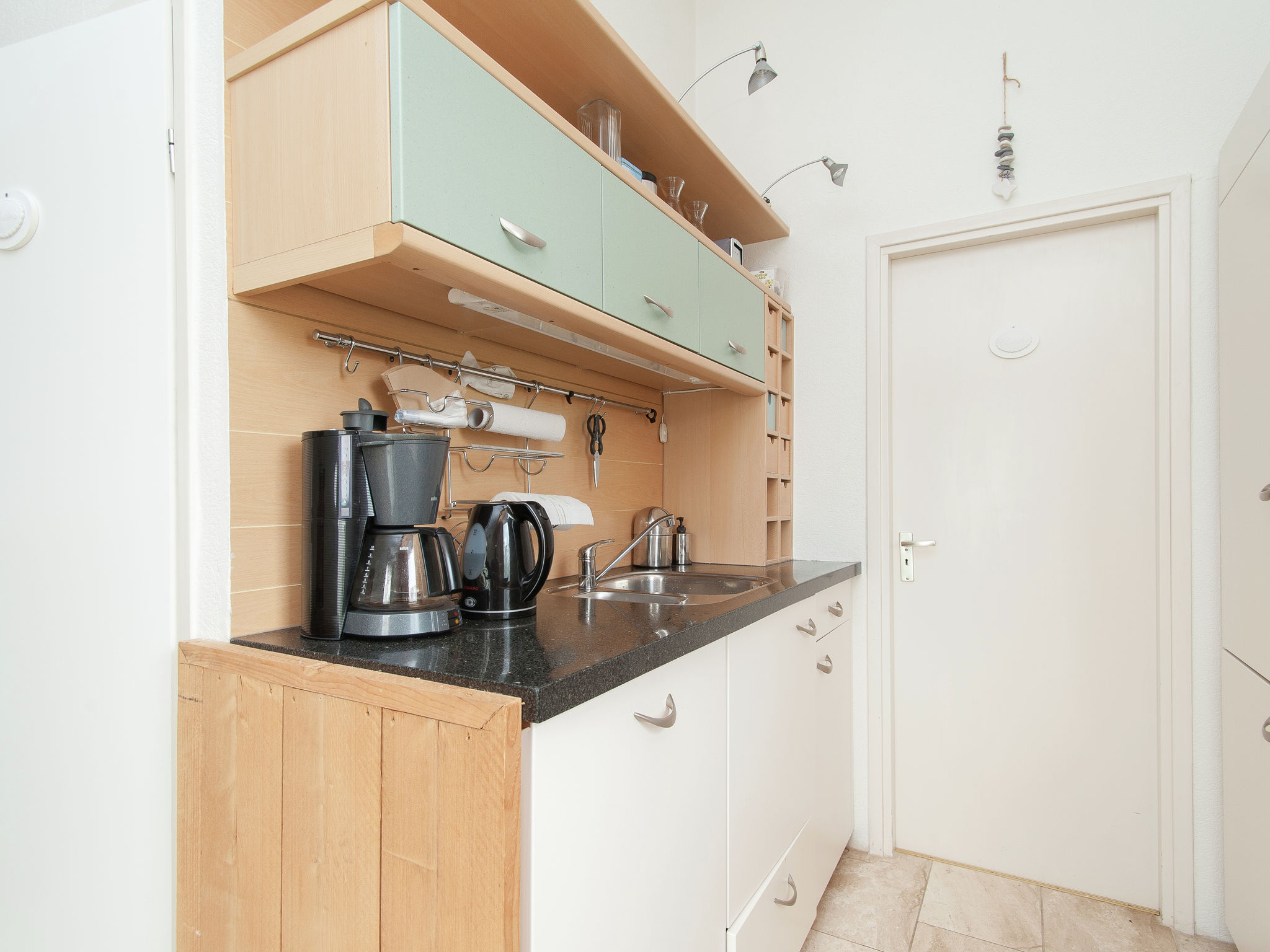 Holland | North Sea Coast North | Holiday home Cosy Petten | all year | Kitchen