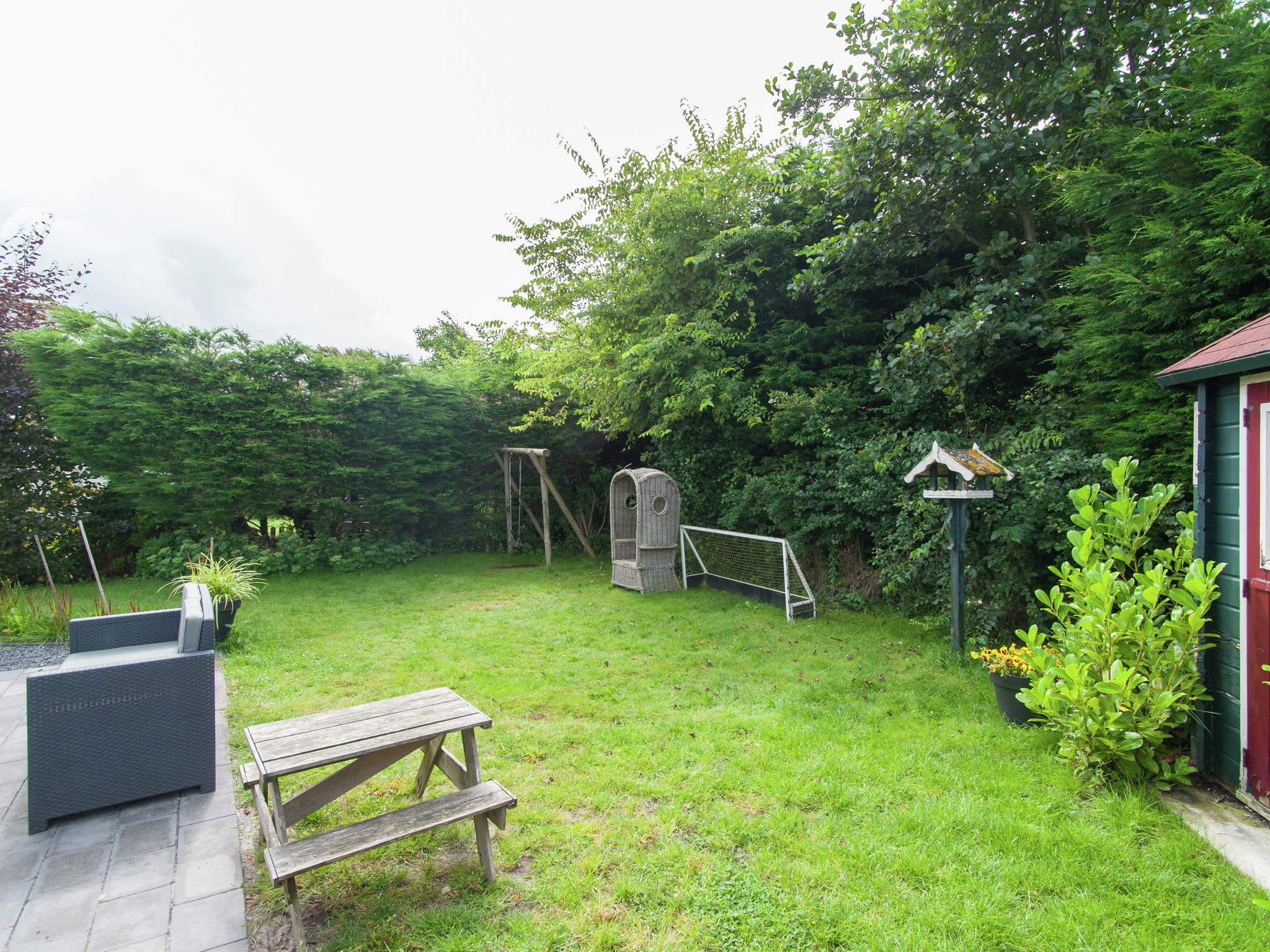 Holland | North Sea Coast North | Holiday home Cosy Petten | all year | GardenSummer