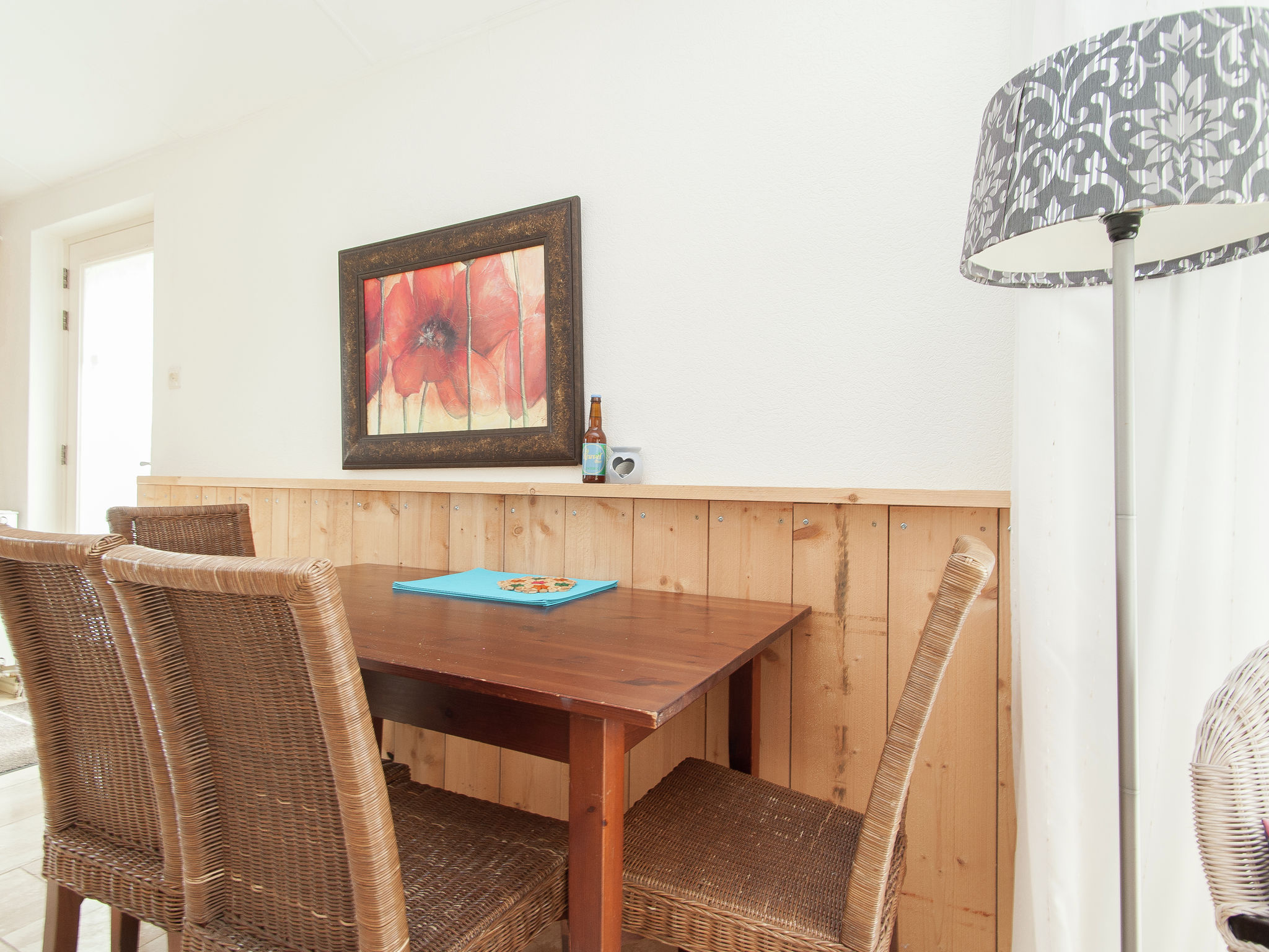 Holland | North Sea Coast North | Holiday home Cosy Petten | all year | DiningRoom