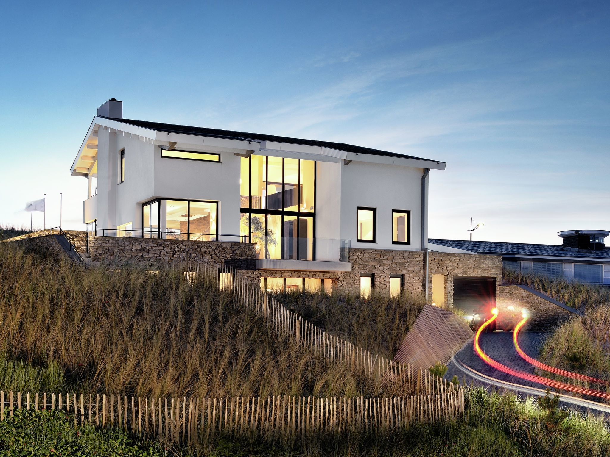 Holland | North Sea Coast North | Holiday home The Beachhouse | all year | ExteriorSummer