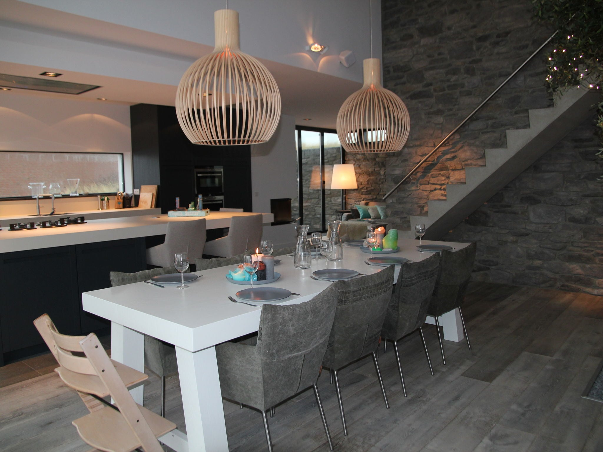 Holland | North Sea Coast North | Holiday home The Beachhouse | all year | DiningRoom