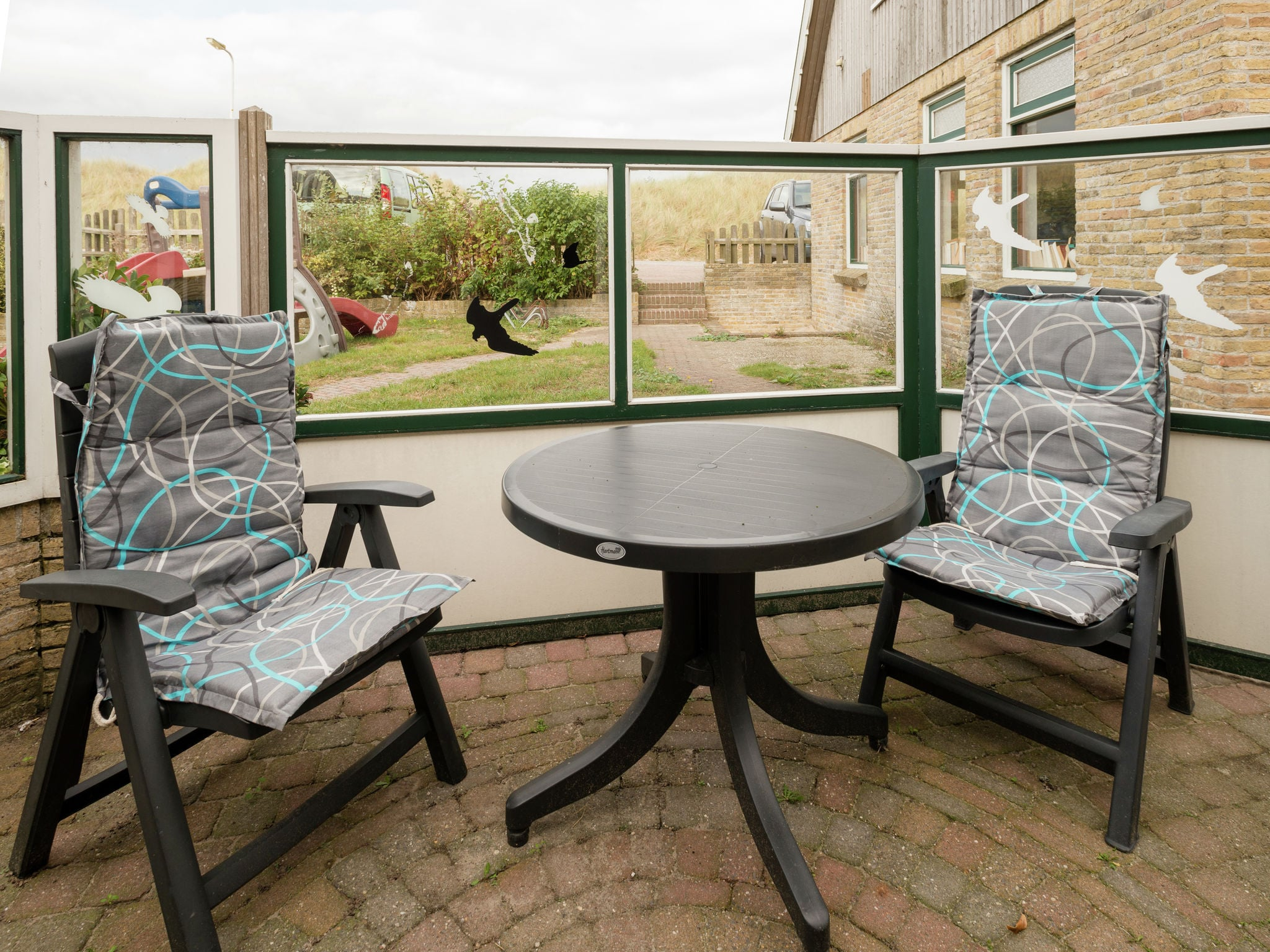 Holland | Wad Islands | Holiday home Knus Terschelling | all year | TerraceBalcony