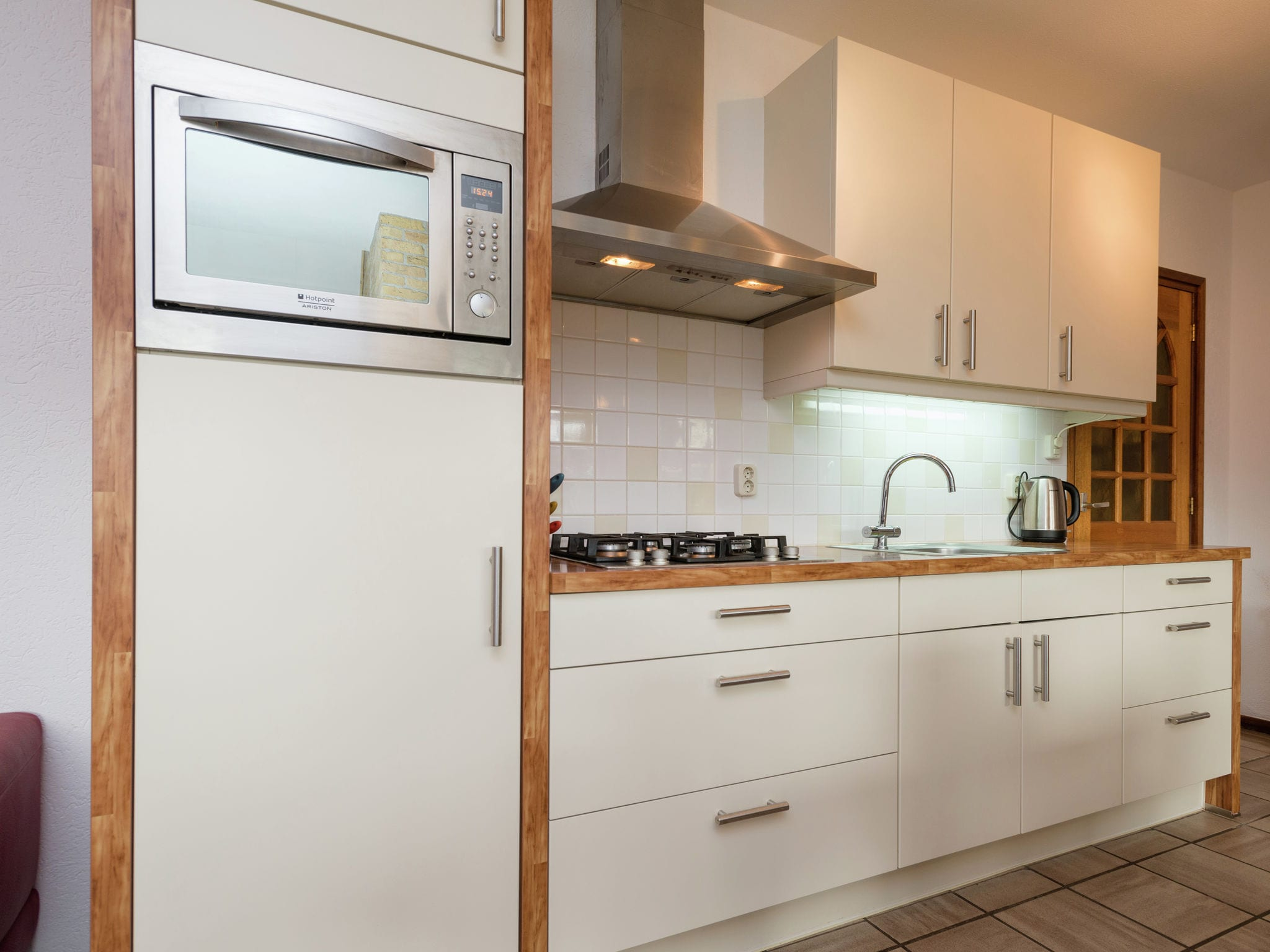 Holland | Wad Islands | Holiday home Ter Duin | all year | Kitchen