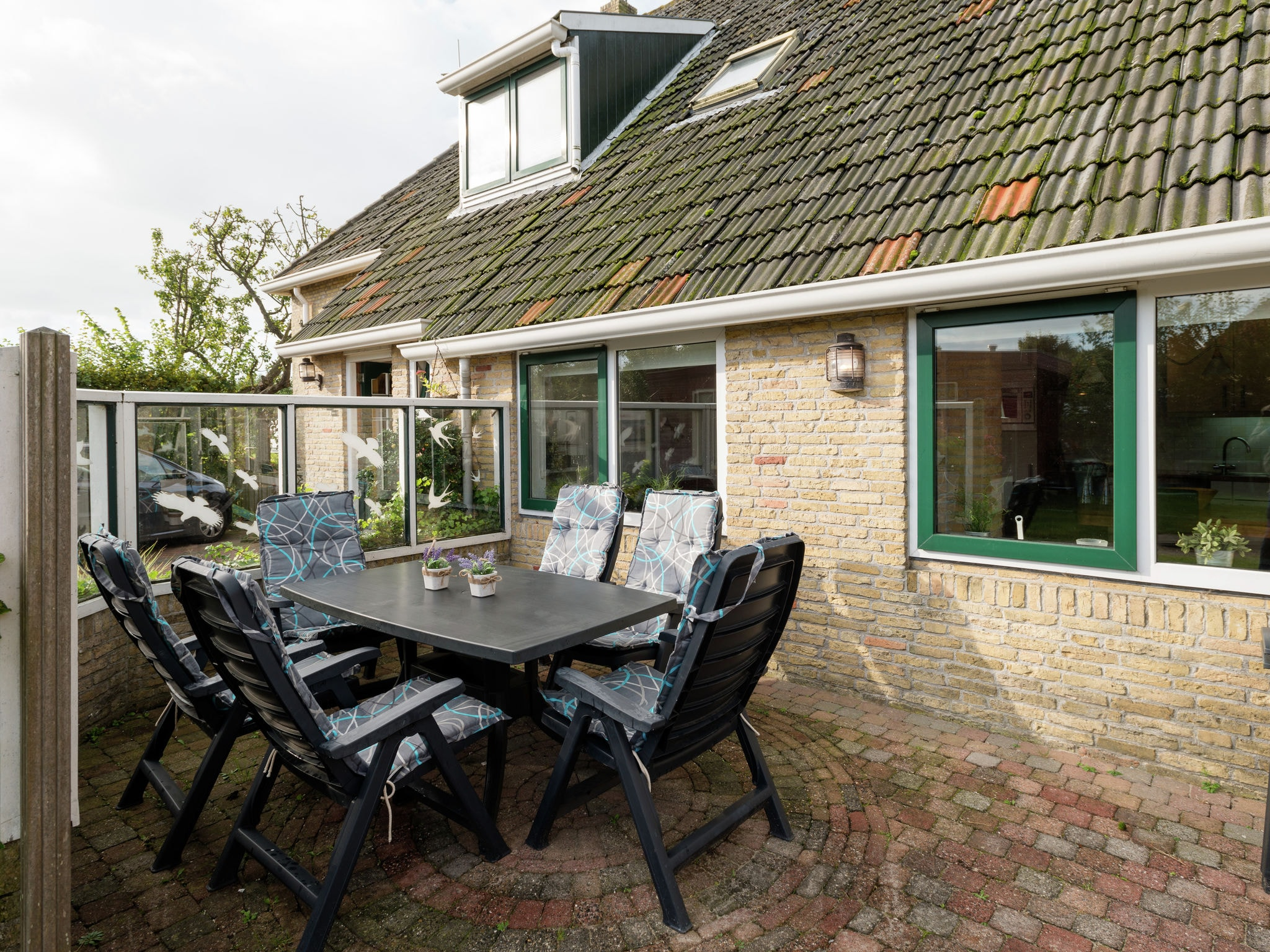 Holland | Wad Islands | Holiday home Ter Duin | all year | TerraceBalcony