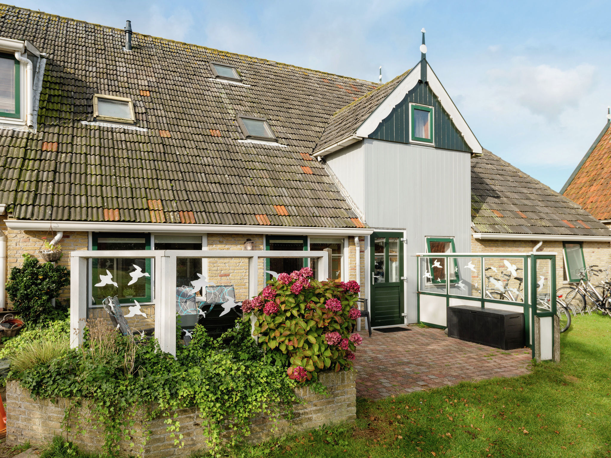 Holland | Wad Islands | Holiday home Ter Duin | all year | ExteriorSummer