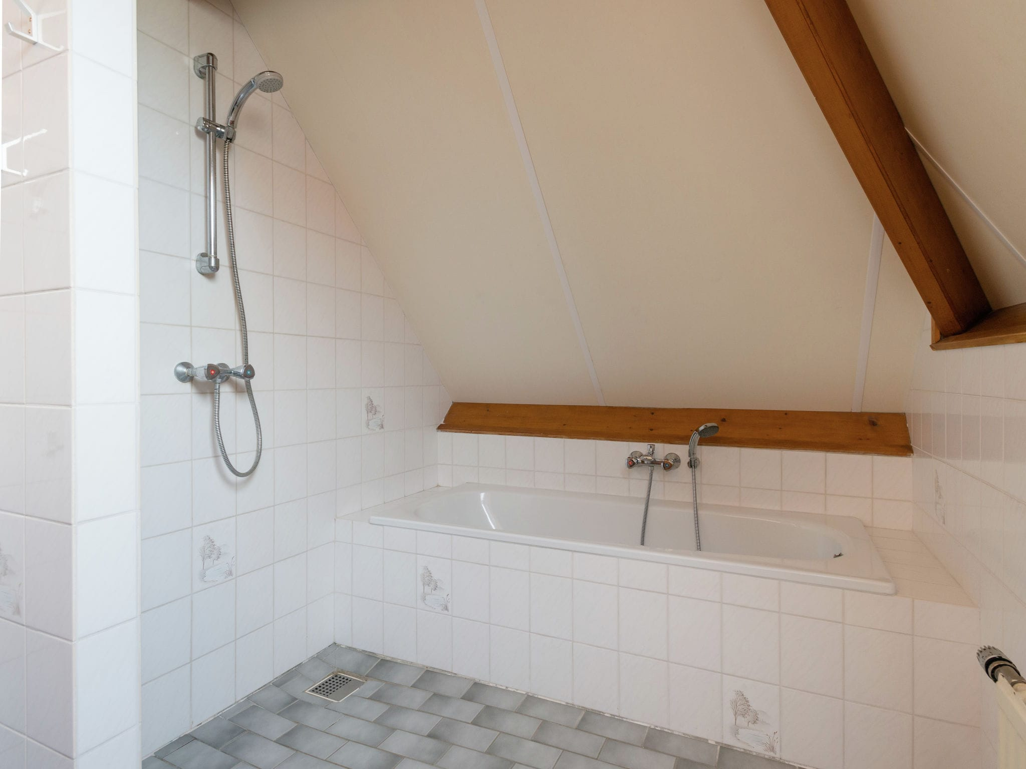 Holland | Wad Islands | Holiday home Warm Welkom | all year | BathRoom