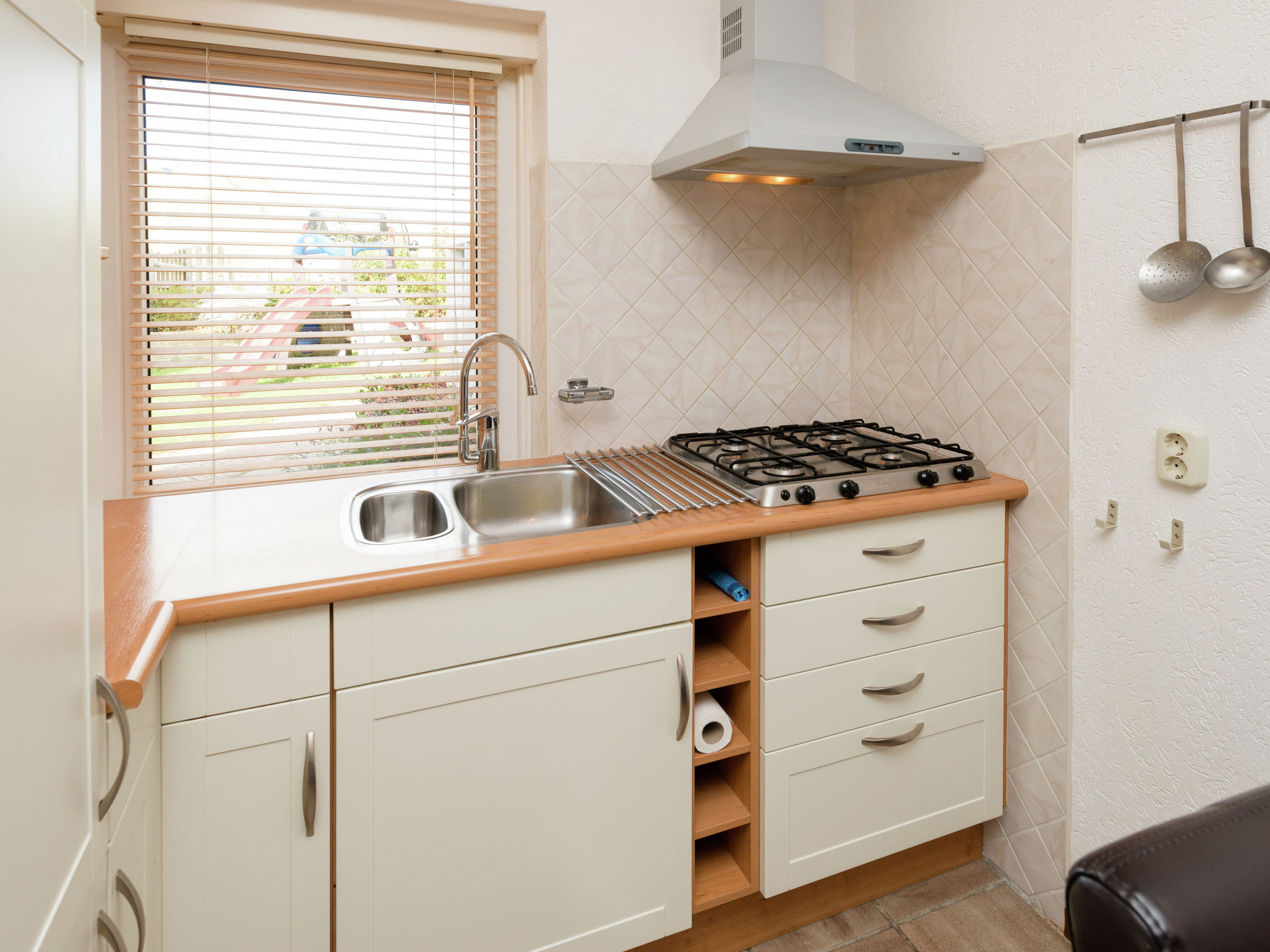 Holland | Wad Islands | Holiday home Warm Welkom | all year | Kitchen