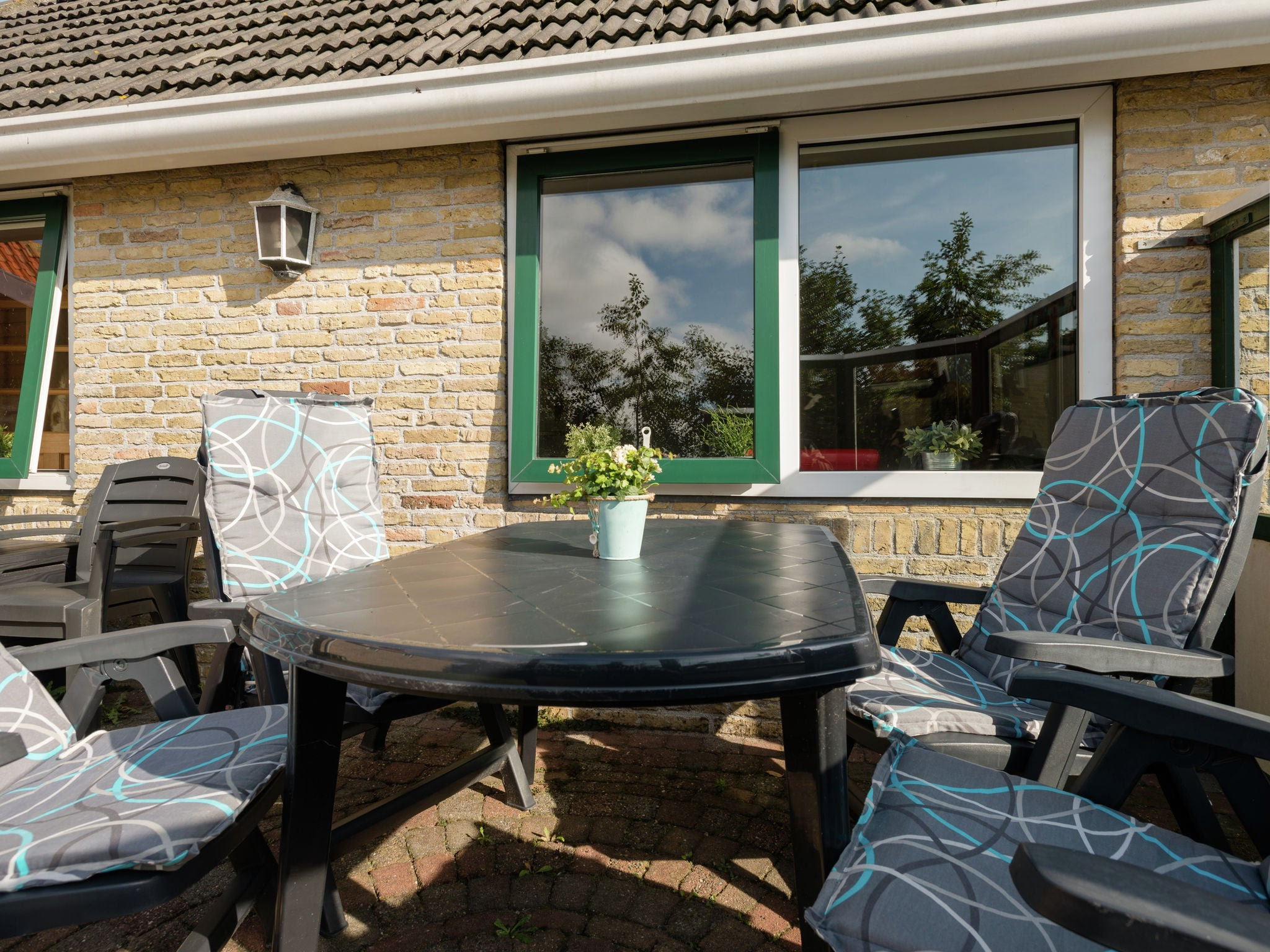 Holland | Wad Islands | Holiday home Warm Welkom | all year | TerraceBalcony