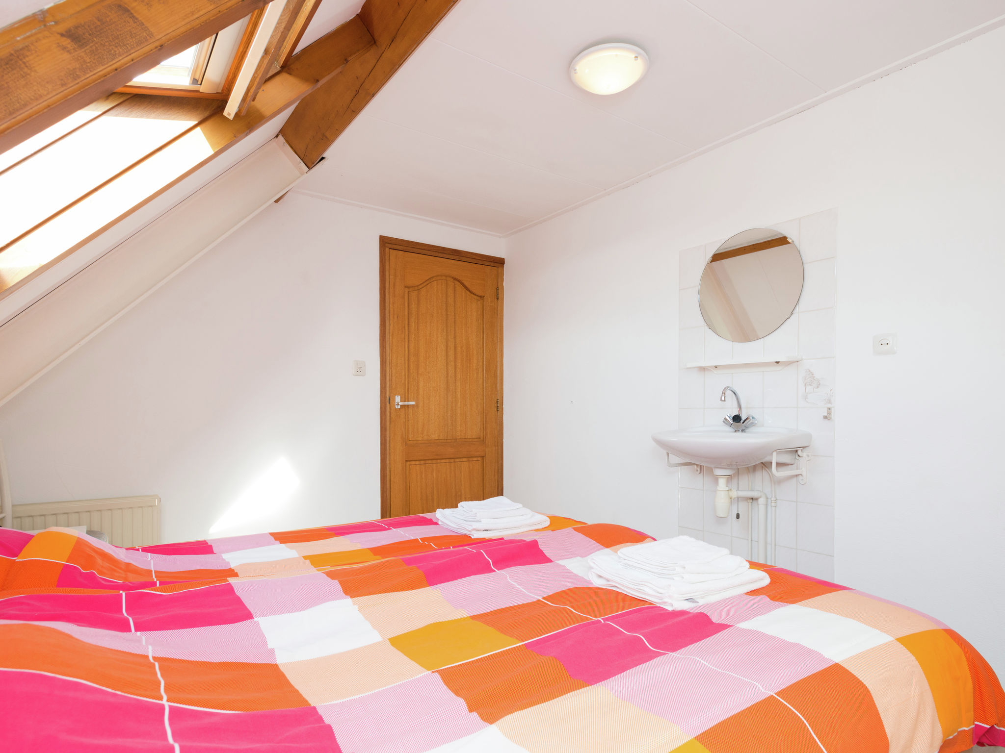 Holland | Wad Islands | Holiday home Duinboerderij | all year | BedRoom