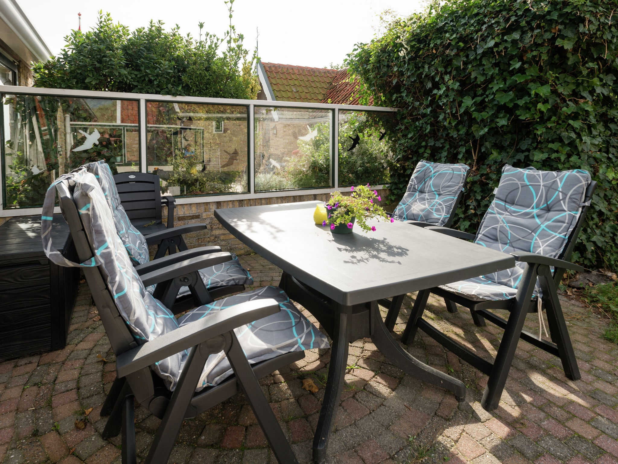 Holland | Wad Islands | Holiday home Duinboerderij | all year | TerraceBalcony