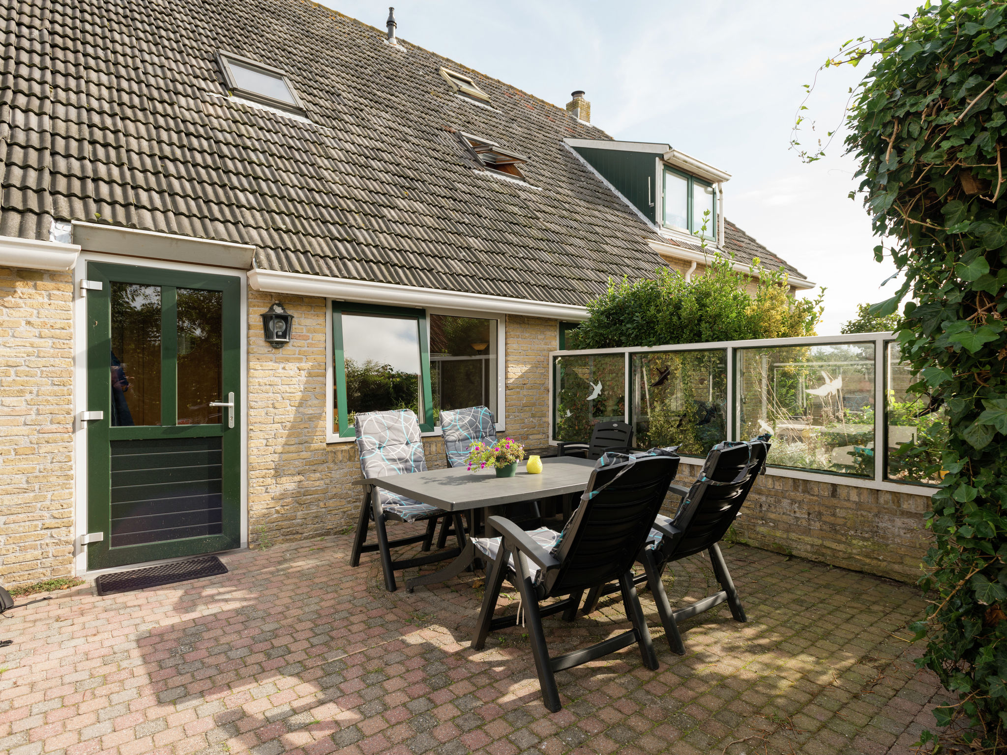 Holland | Wad Islands | Holiday home Duinboerderij | all year | ExteriorSummer