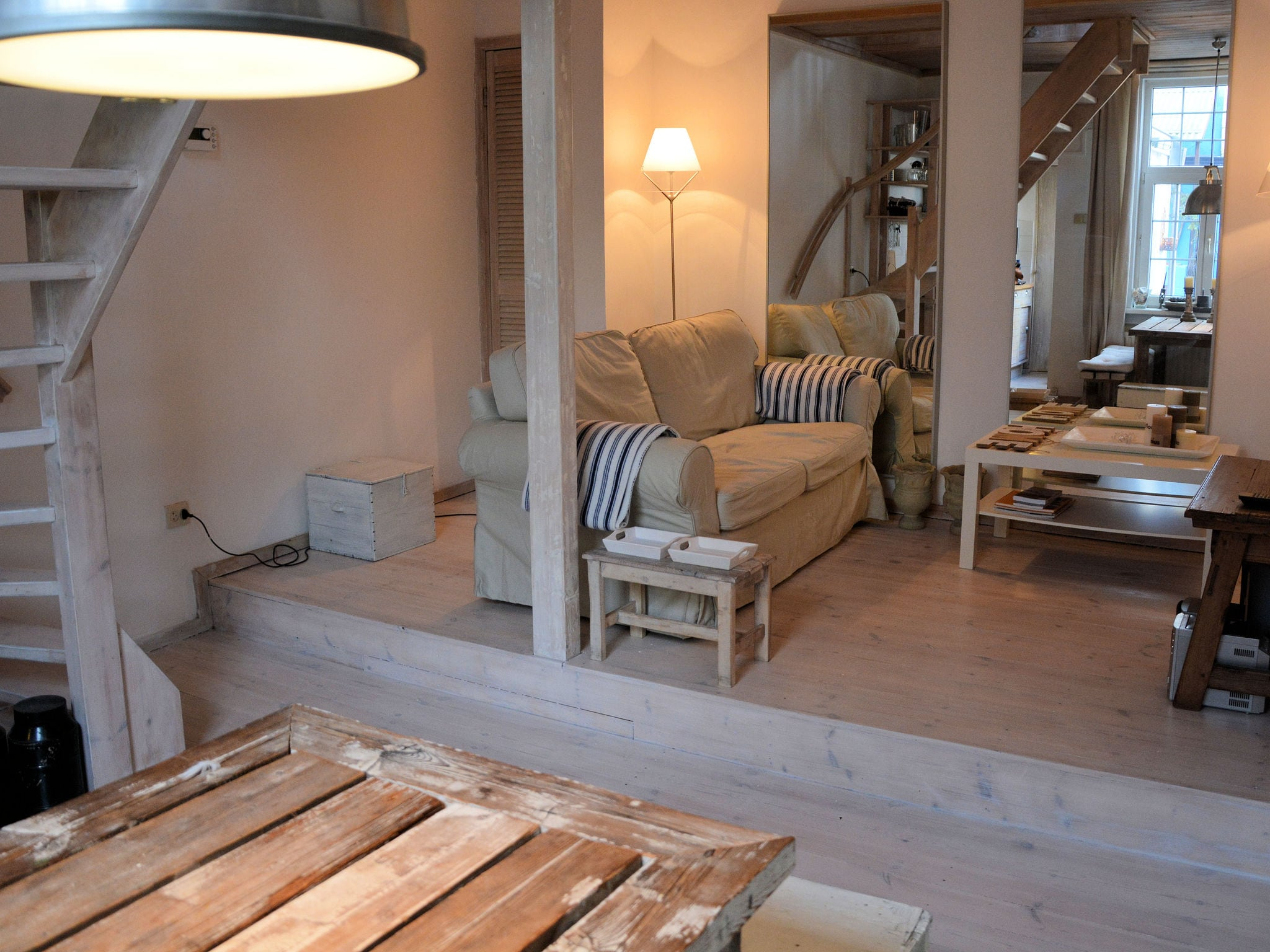 Holland | North Sea Coast South | Holiday home Vissershuisje | all year | LivingRoom