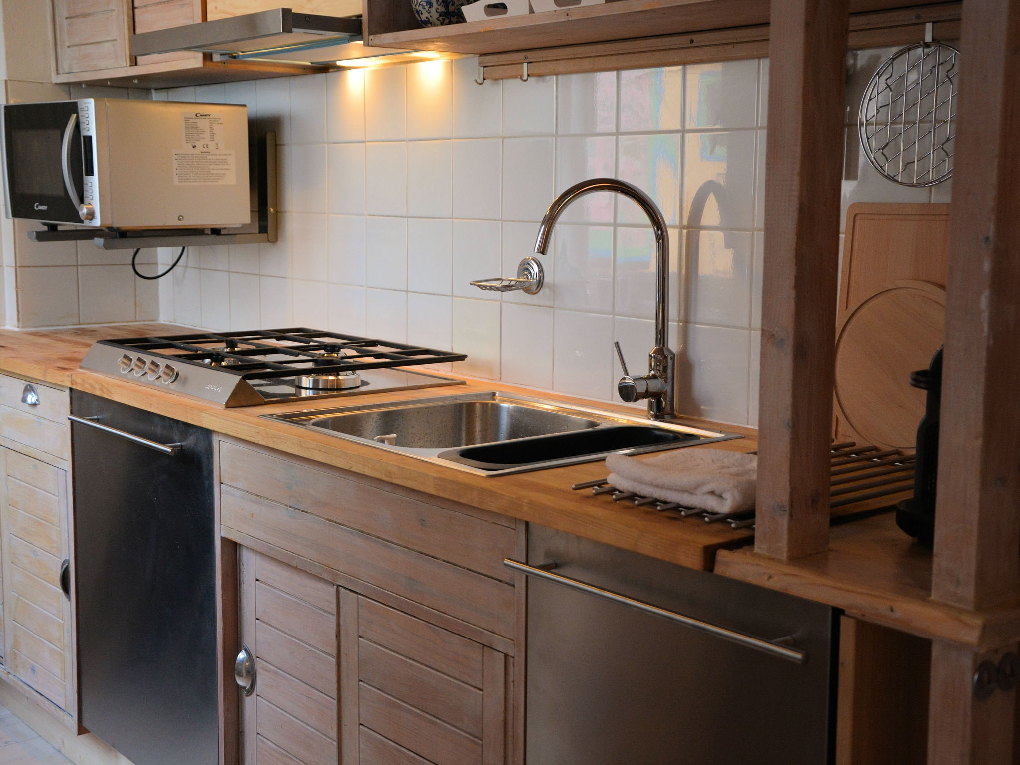 Holland | North Sea Coast South | Holiday home Vissershuisje | all year | Kitchen