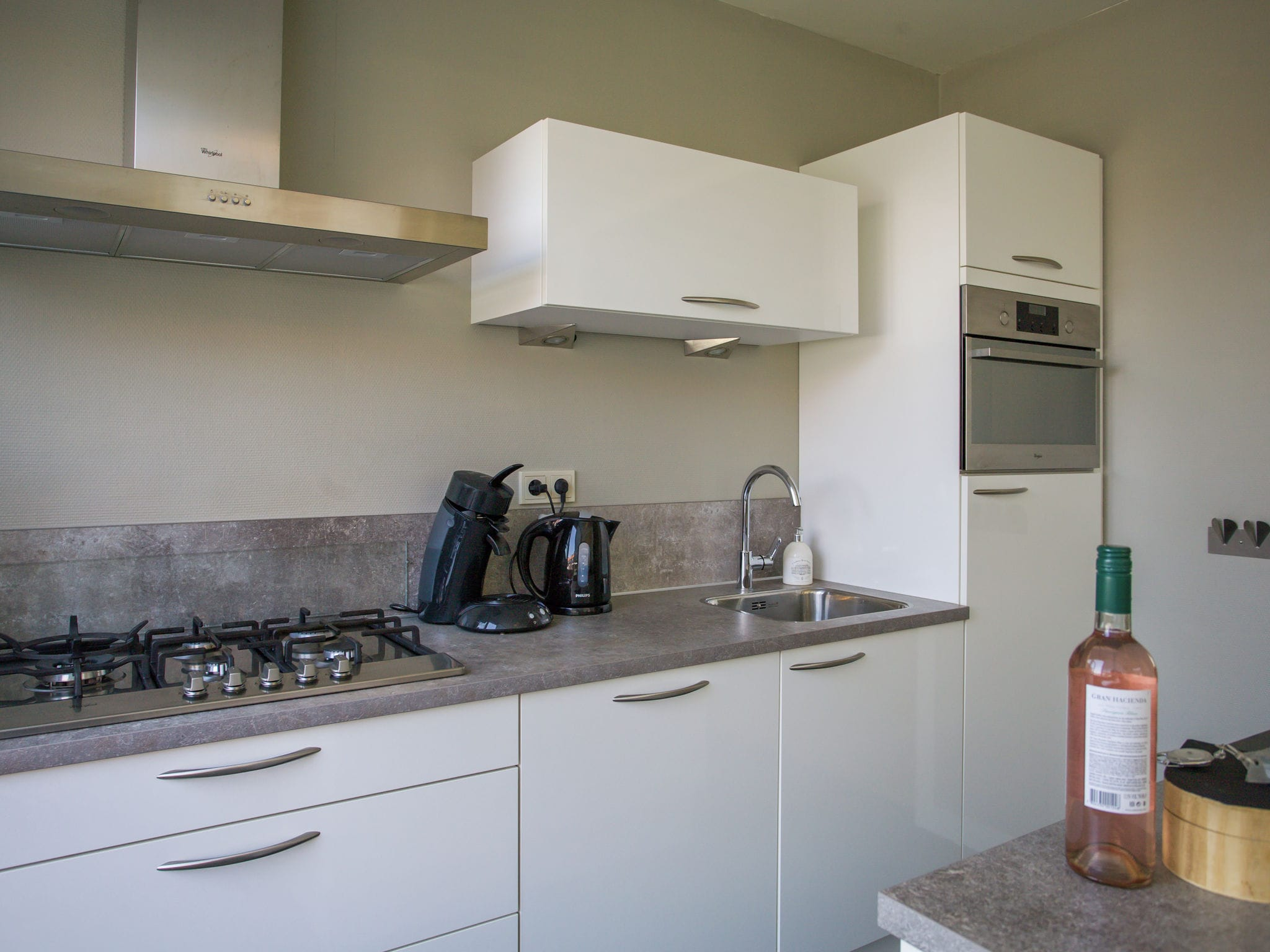 Holland | North Sea Coast South | Holiday home Strandhuis WS2 | all year | Kitchen