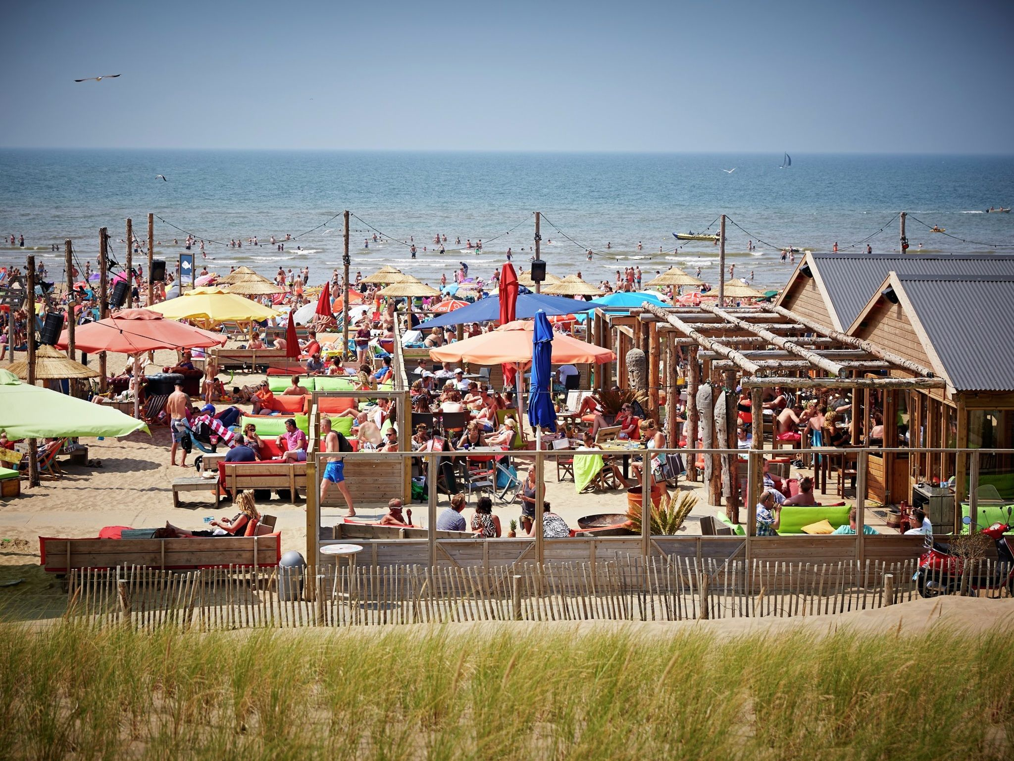 Holland | North Sea Coast South | Holiday home Strandhuis WS2 | all year | AreaSummer1KM