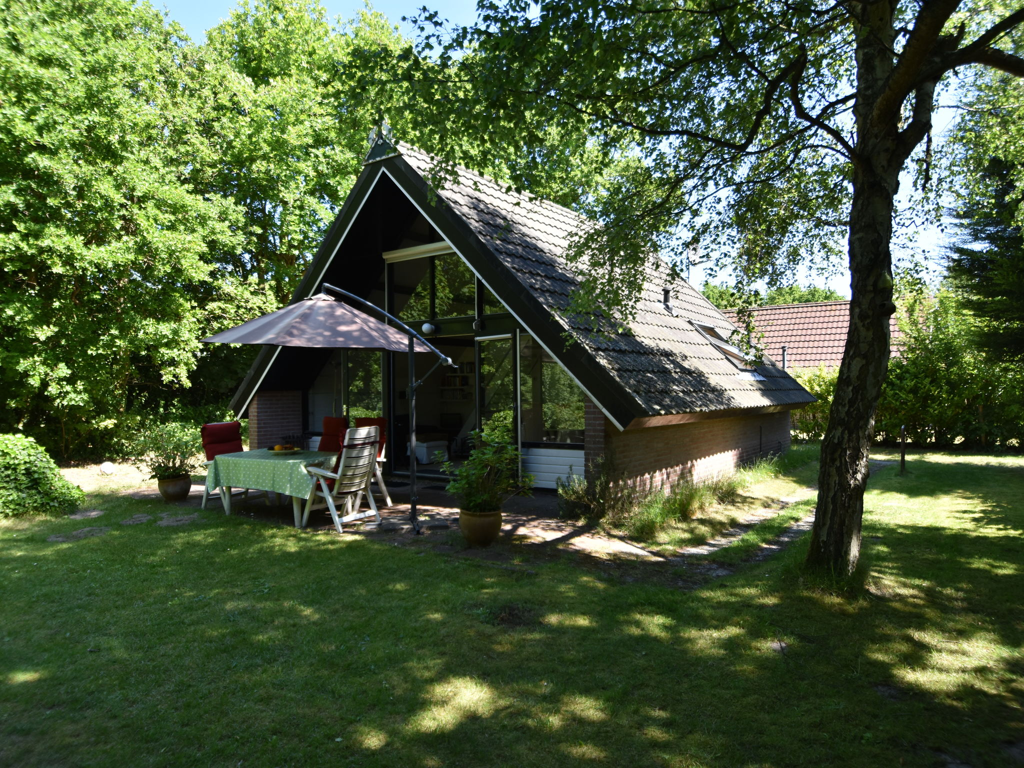 Holland | North Sea Coast South | Holiday home Duinpan | all year | ExteriorSummer