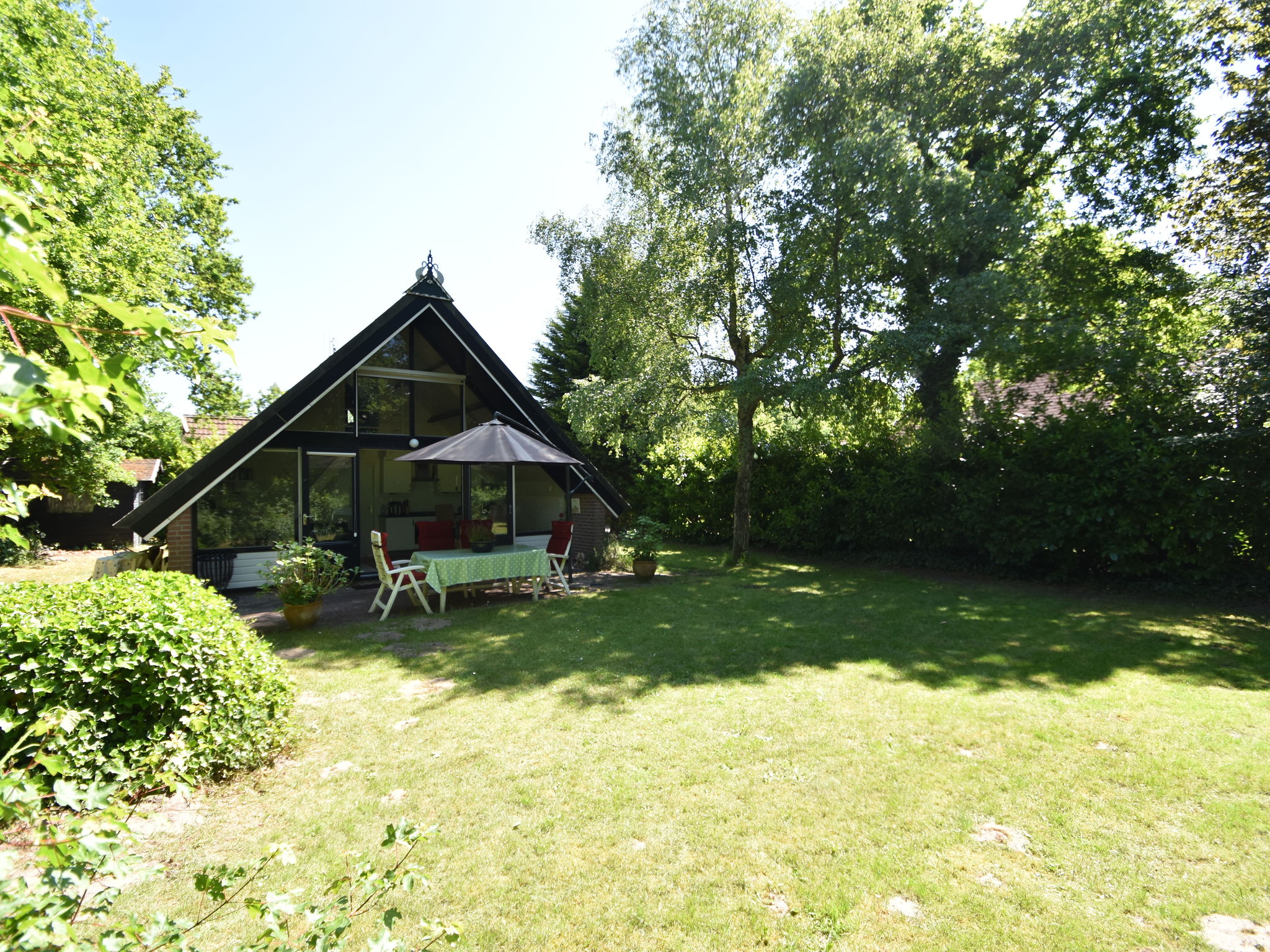 Holland | North Sea Coast South | Holiday home Duinpan | all year | GardenSummer