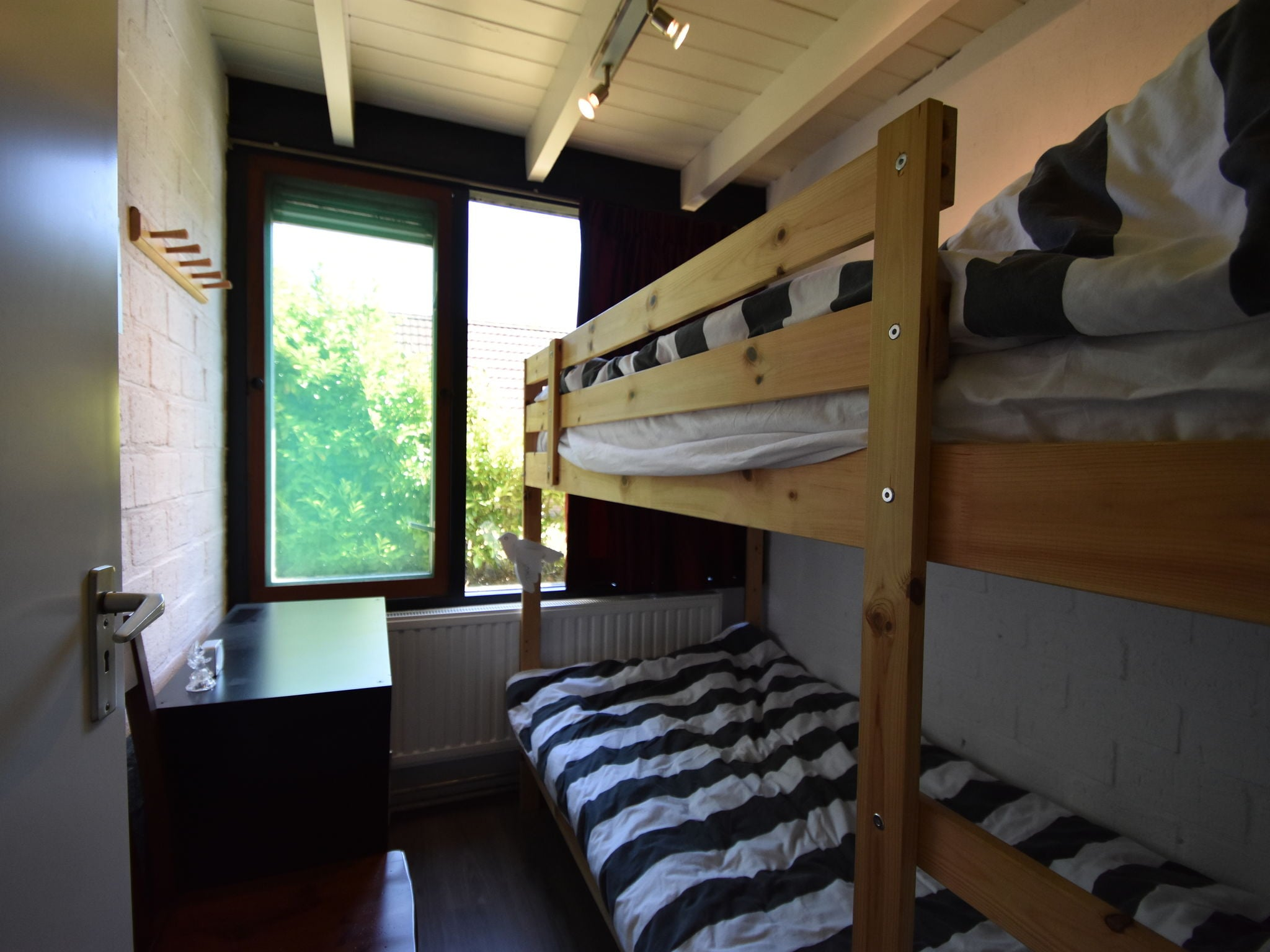 Holland | North Sea Coast South | Holiday home Duinpan | all year | BedRoom