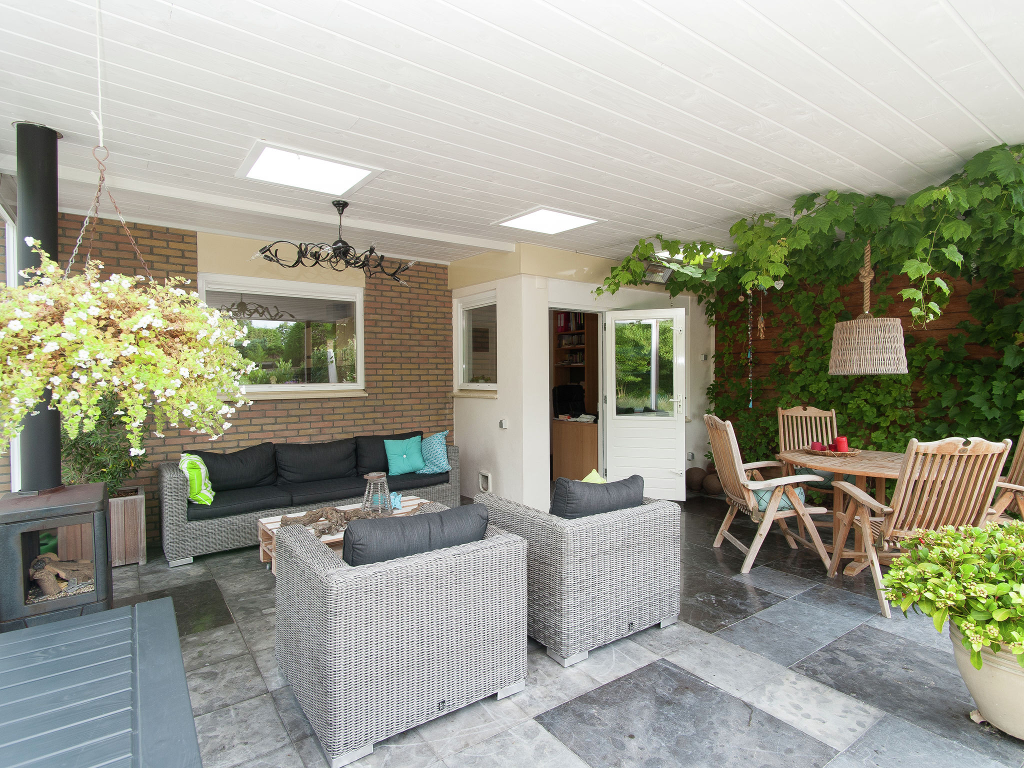 Holland | North Sea Coast North | Holiday home De Bergense Nes | Holidays | TerraceBalcony