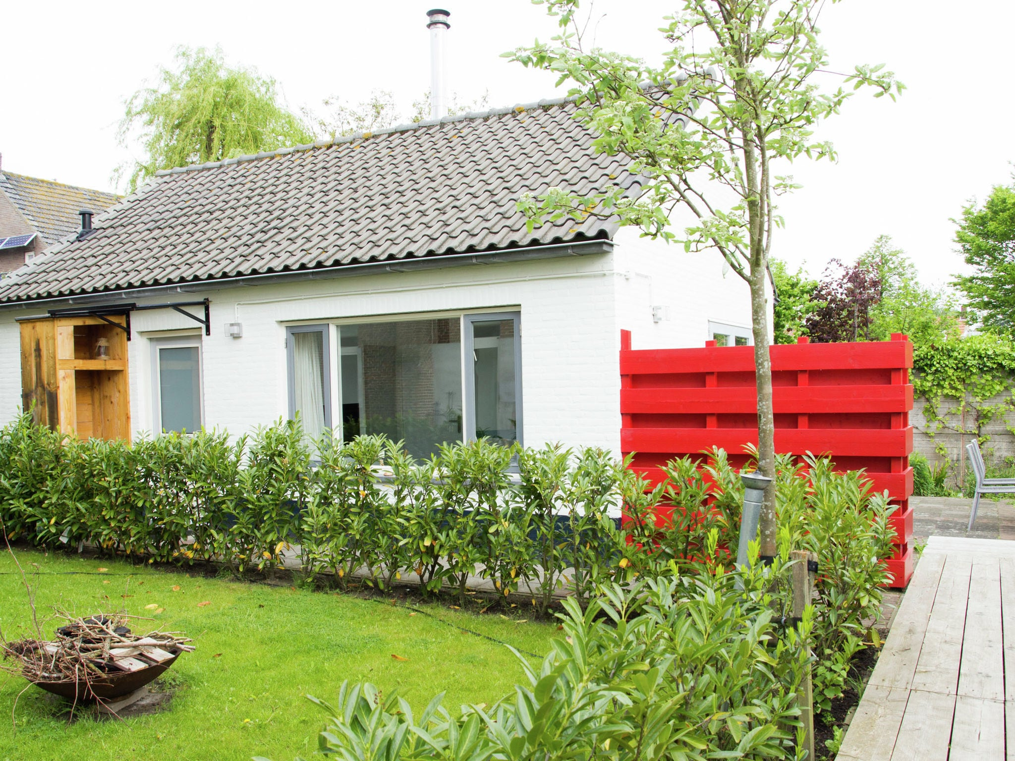 Holland | Zeeland | Holiday home 't Schuytvlotje | all year | ExteriorSummer