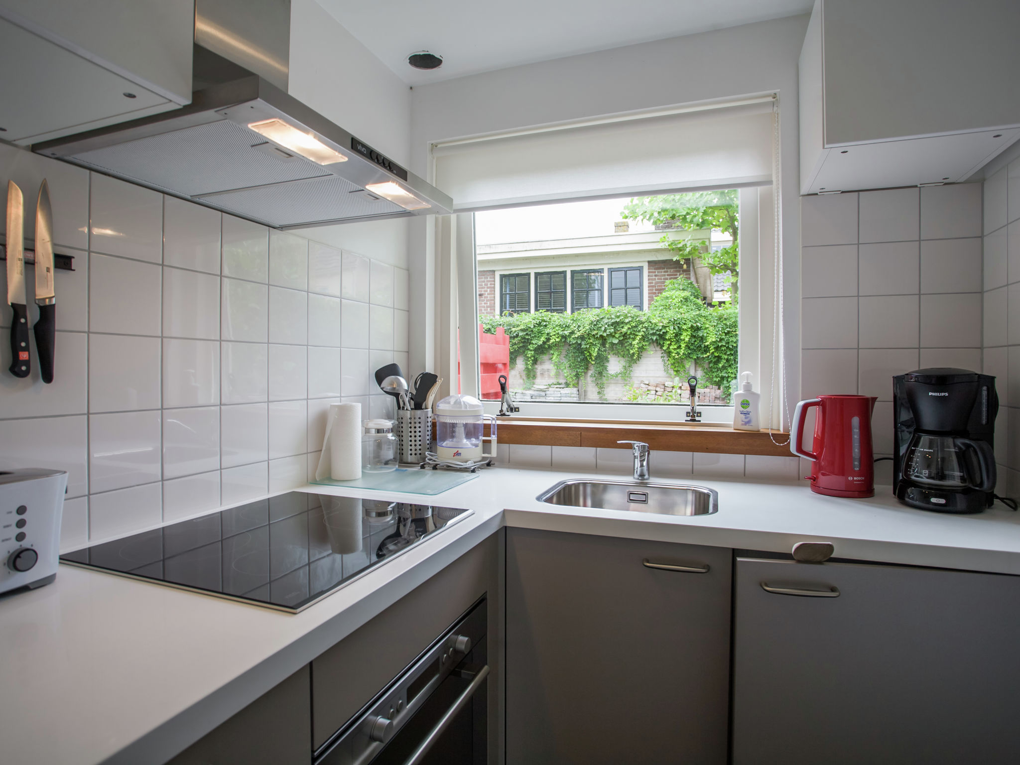 Holland | Zeeland | Holiday home 't Schuytvlotje | all year | Kitchen