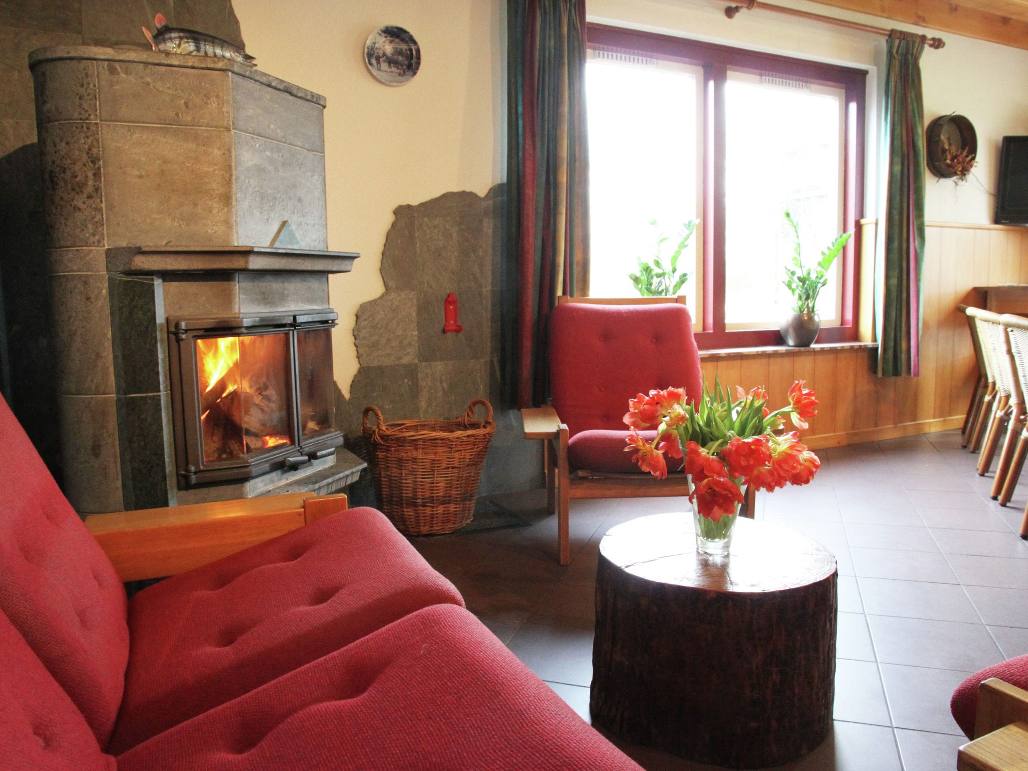 Holland | North Sea Coast North | Holiday home Landhuis Polderzicht | all year | LivingRoom