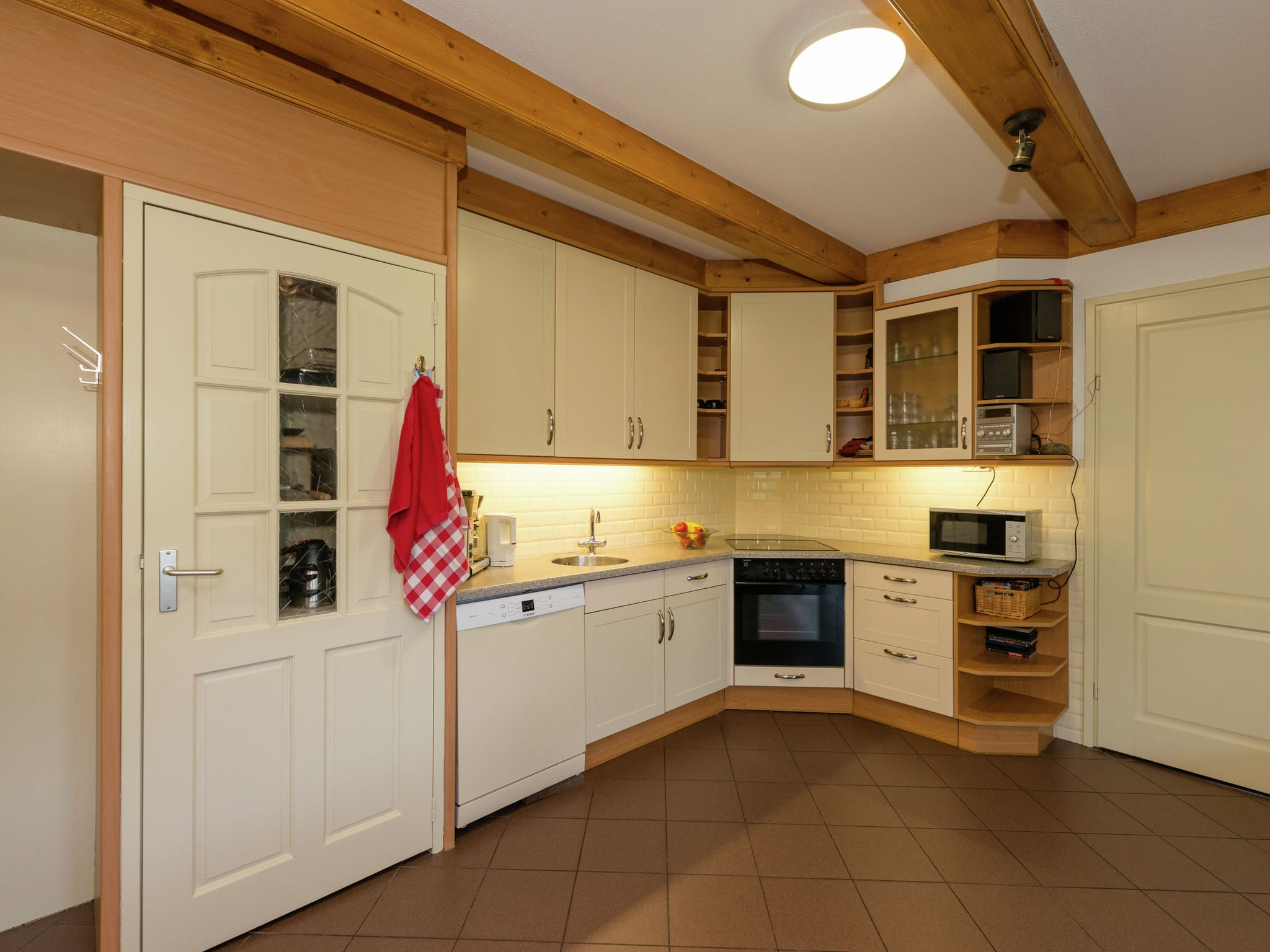 Holland | North Sea Coast North | Holiday home Landhuis Polderzicht | all year | Kitchen