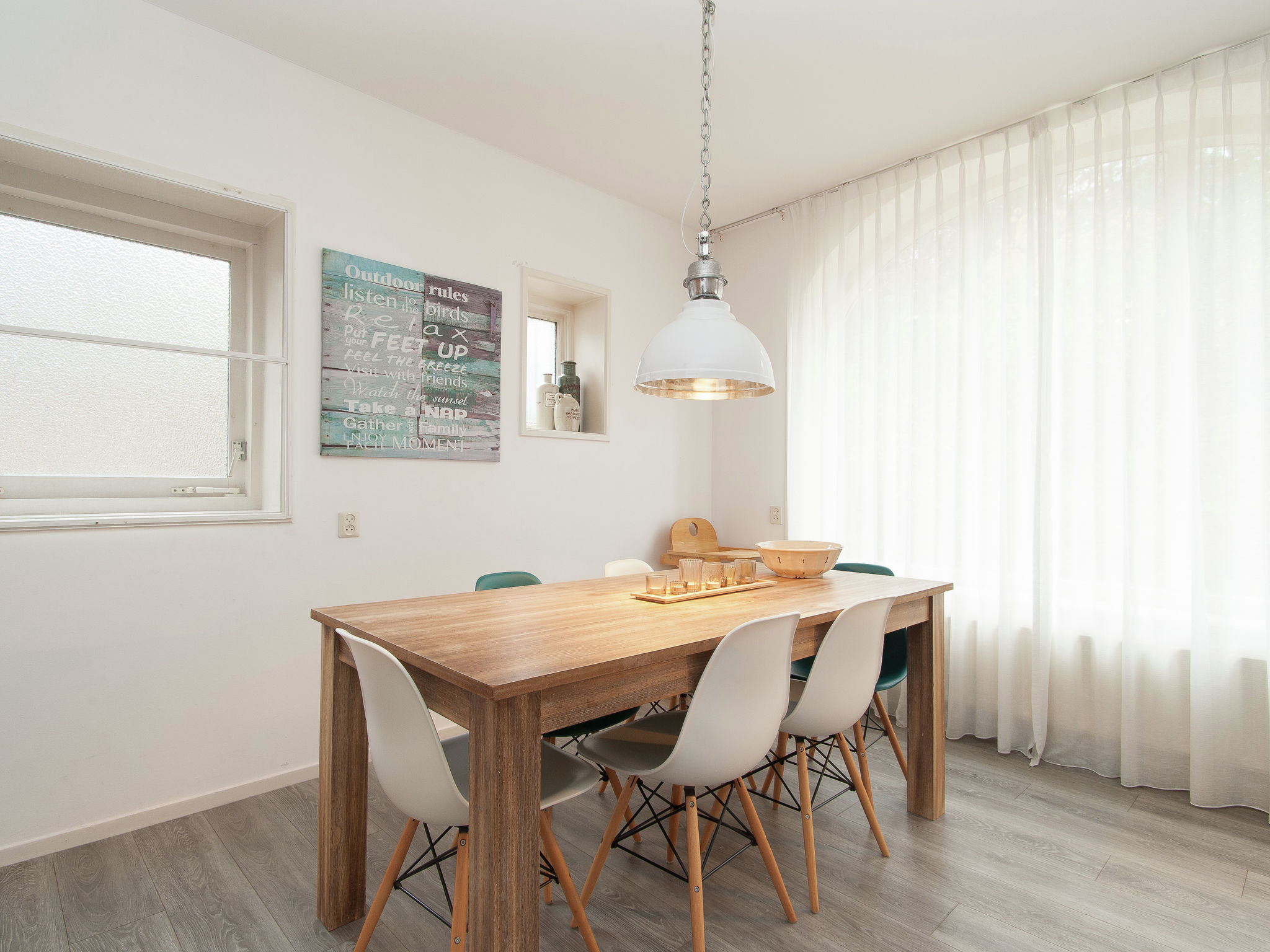 Holland | North Sea Coast North | Holiday home Parel aan de Duinen 6p | all year | DiningRoom